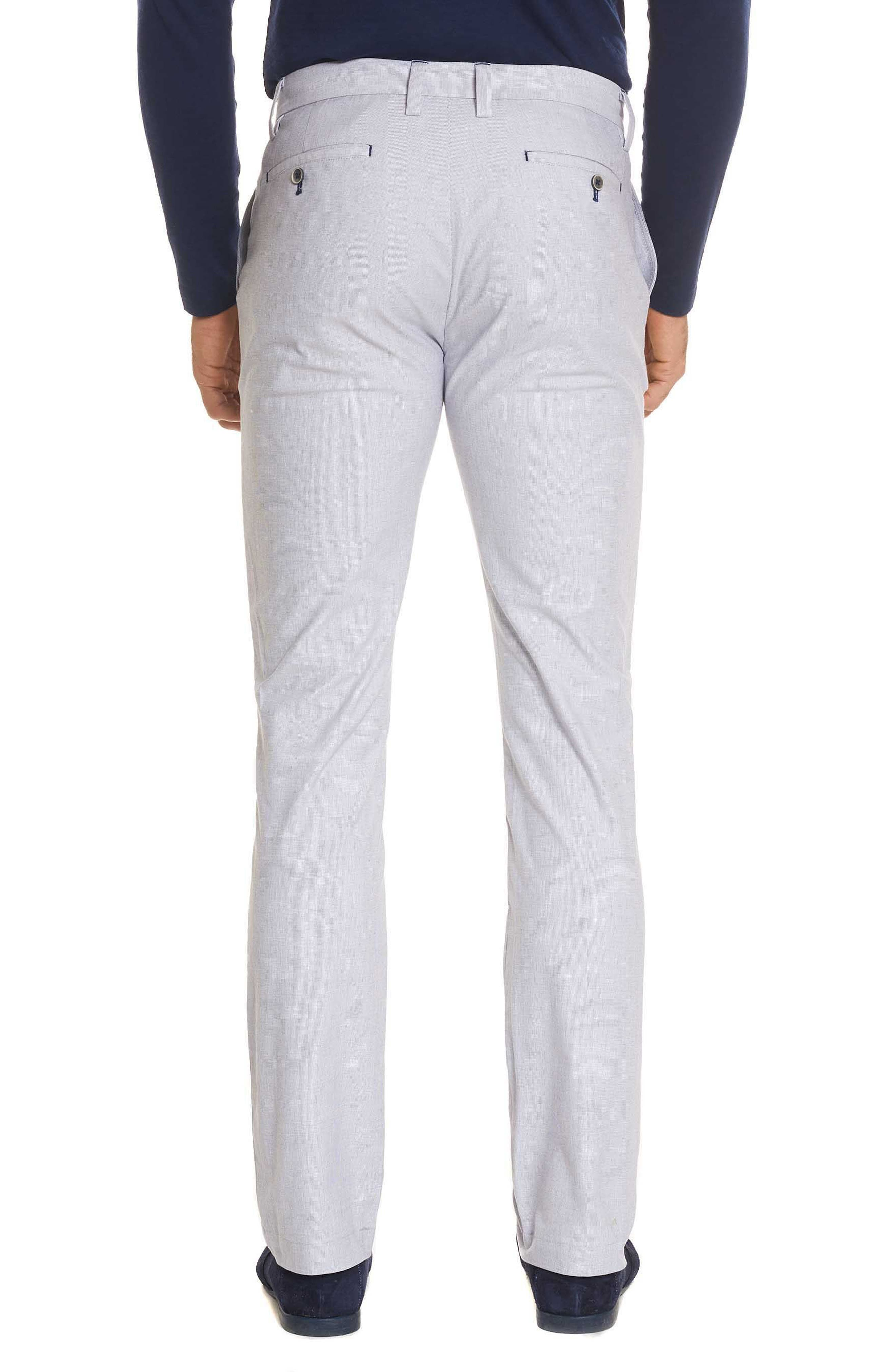 Gerardo Tailored Fit Pants,                             Alternate thumbnail 2, color,                             White