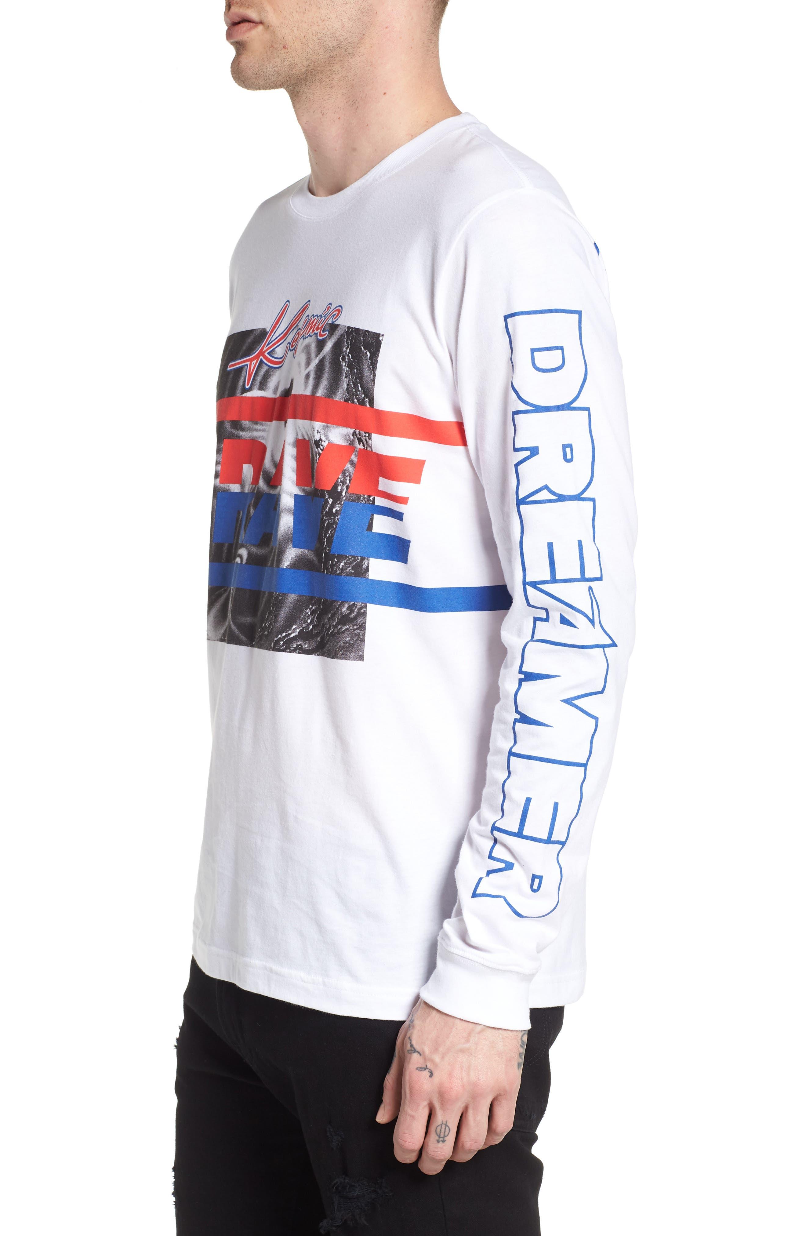 T-Joe T-Shirt,                             Alternate thumbnail 3, color,                             White