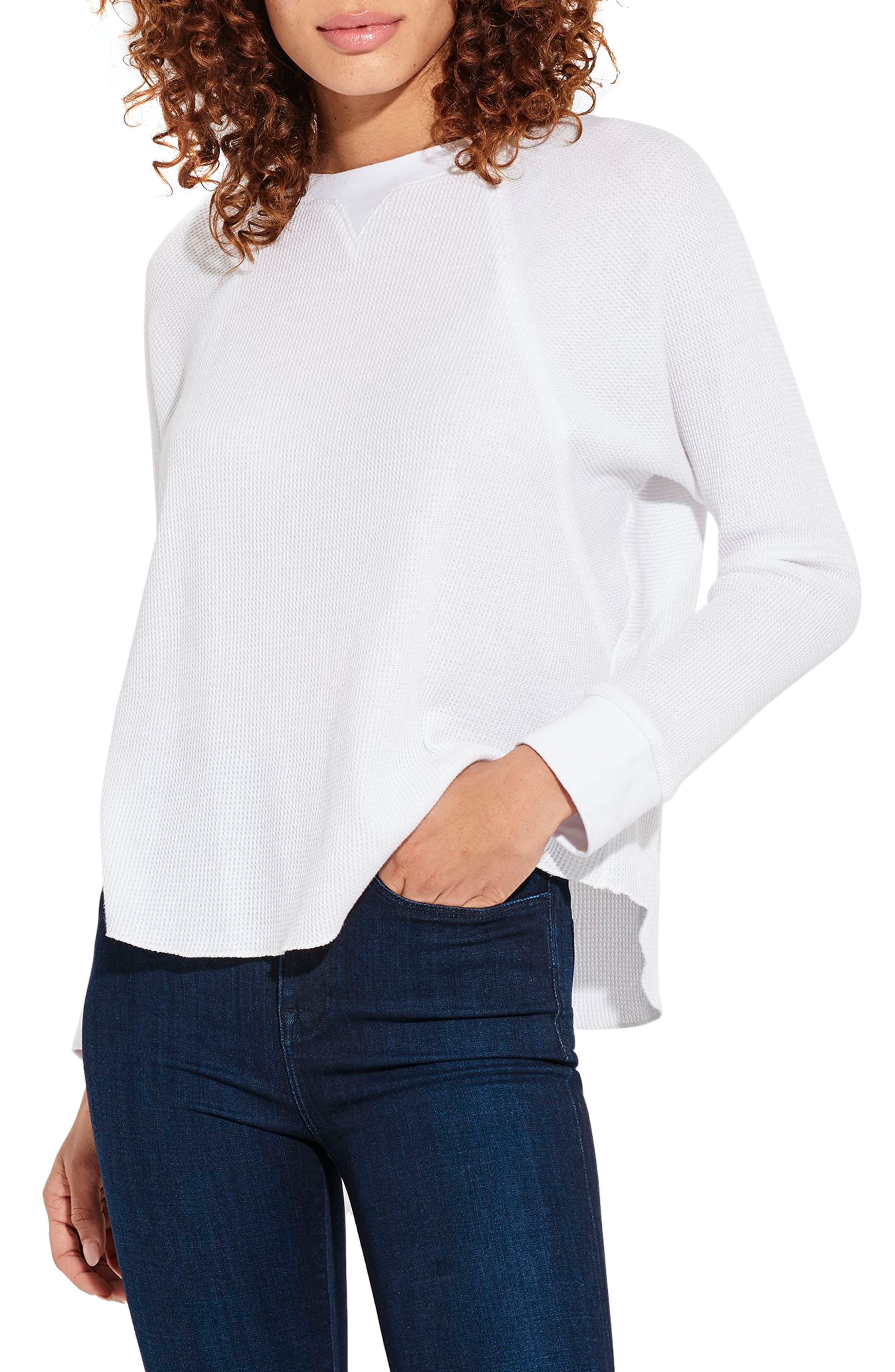 The Shortie Top,                         Main,                         color, White
