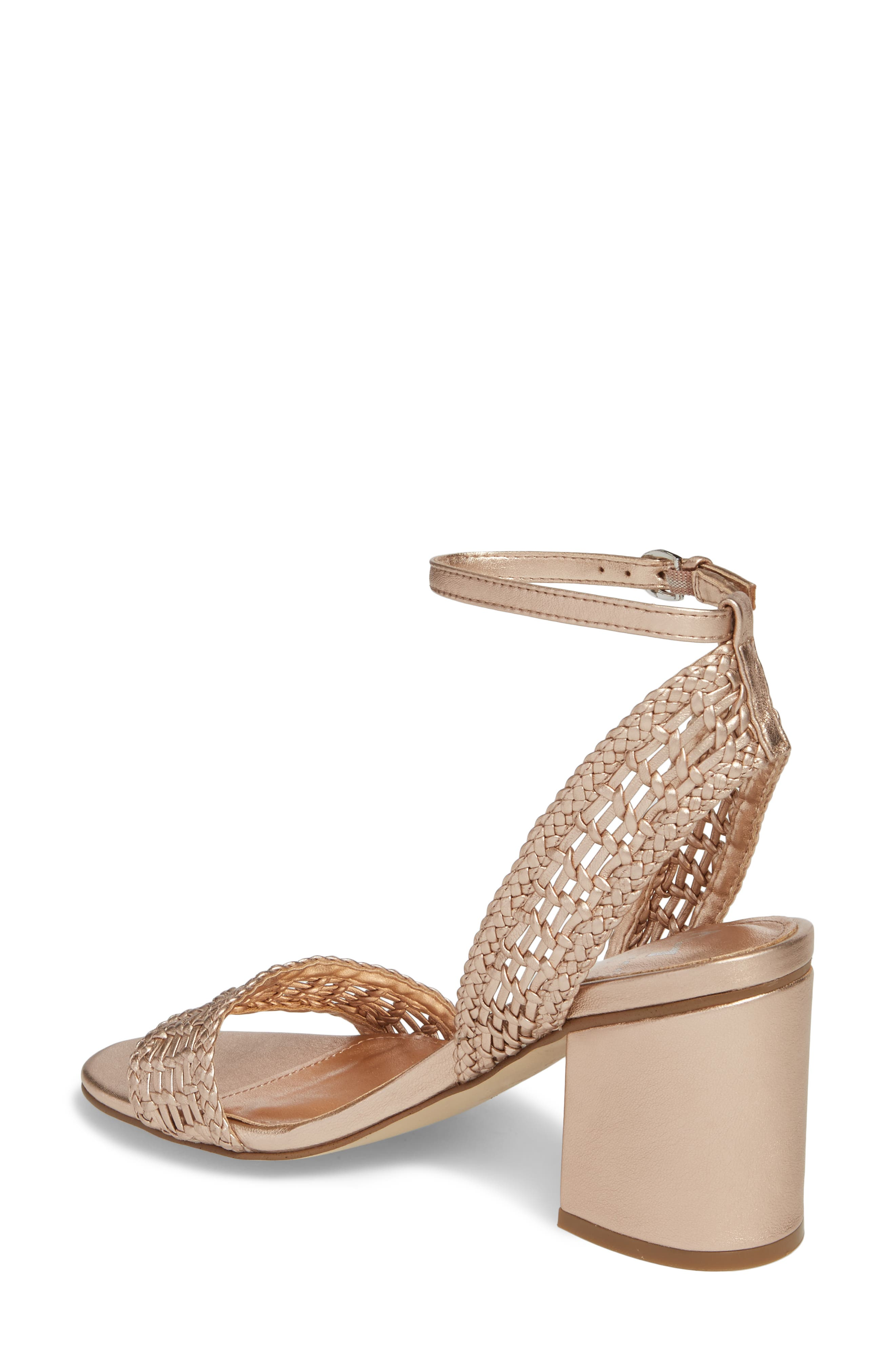 Alternate Image 2  - Marc Fisher LTD Amere Ankle Strap Sandal (Women)