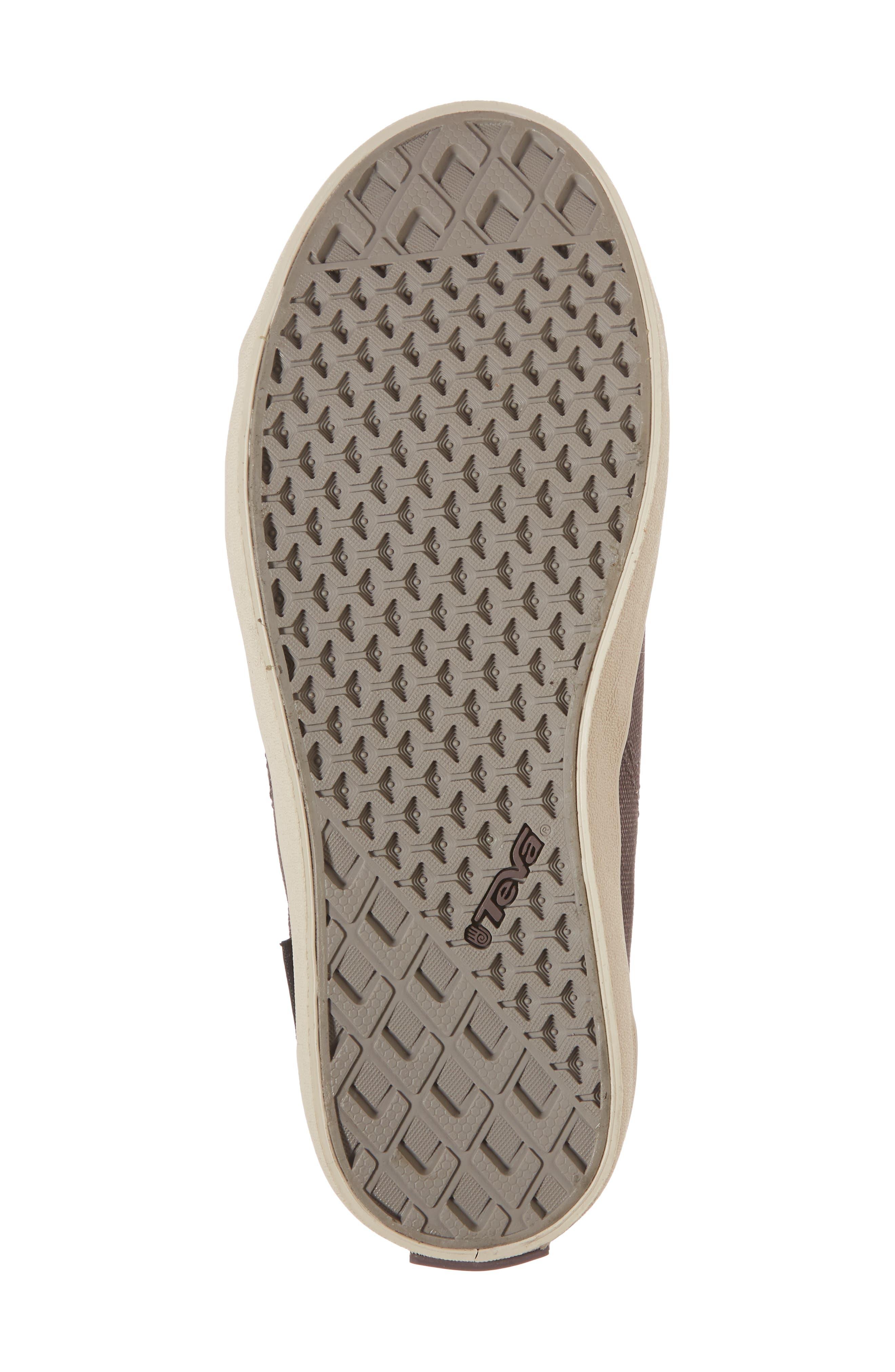 'Freewheel' Sneaker,                             Alternate thumbnail 6, color,                             Plum Truffle