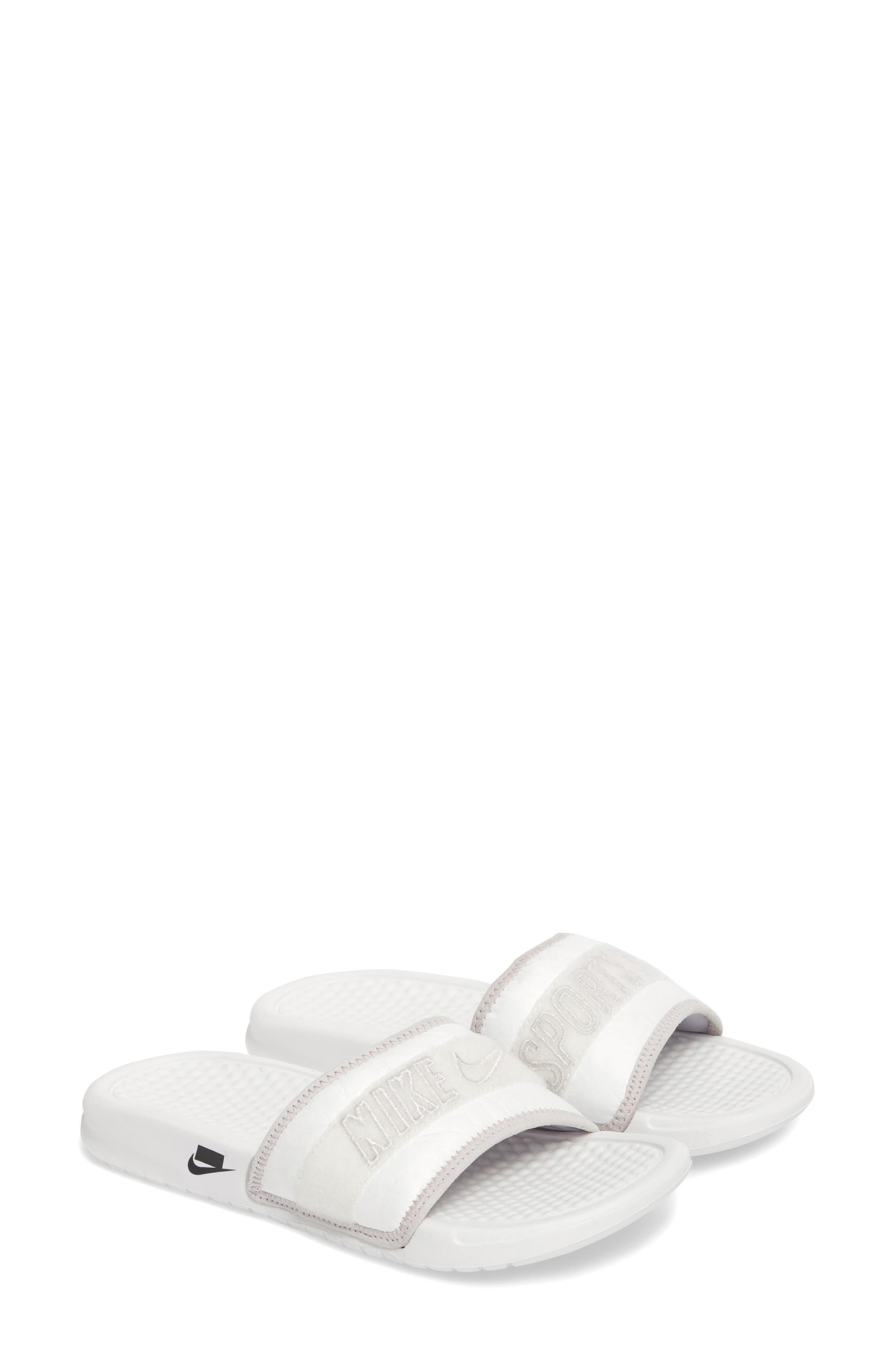 Nike Benassi JDI Tivek Sport Slide (Unisex)
