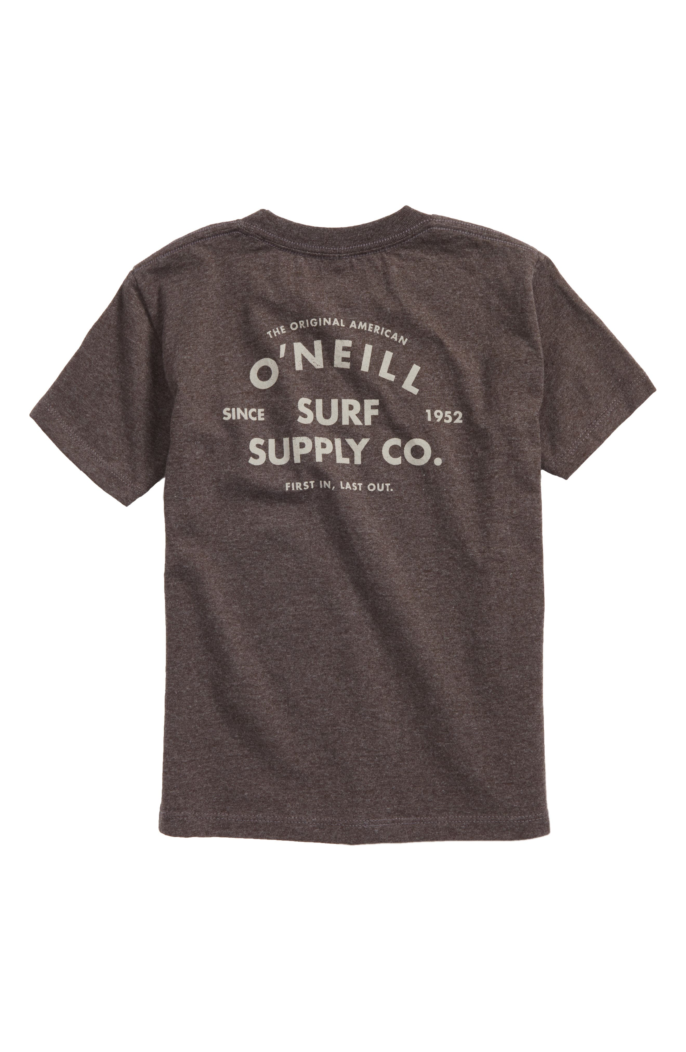 Gonner Graphic T-Shirt,                             Alternate thumbnail 2, color,                             Heather Black