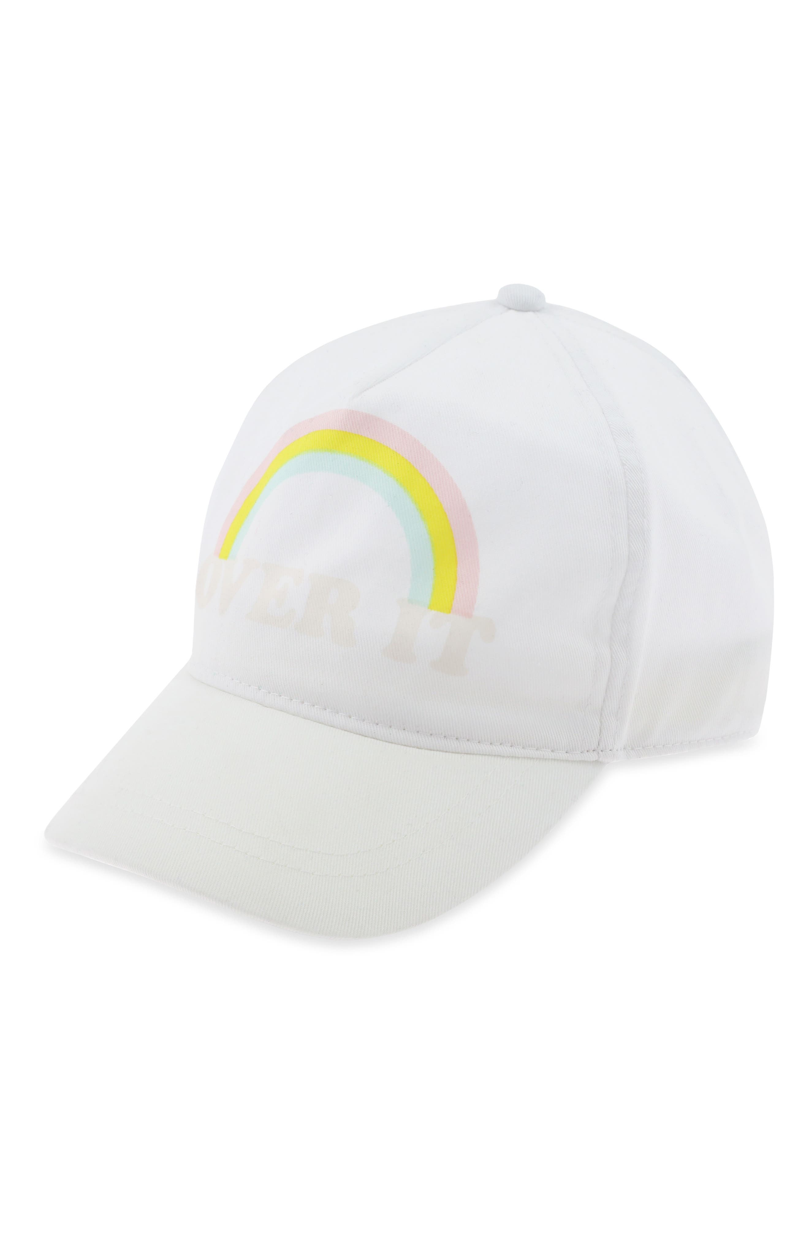 Capelli New York Over It Sun Activated Baseball Cap
