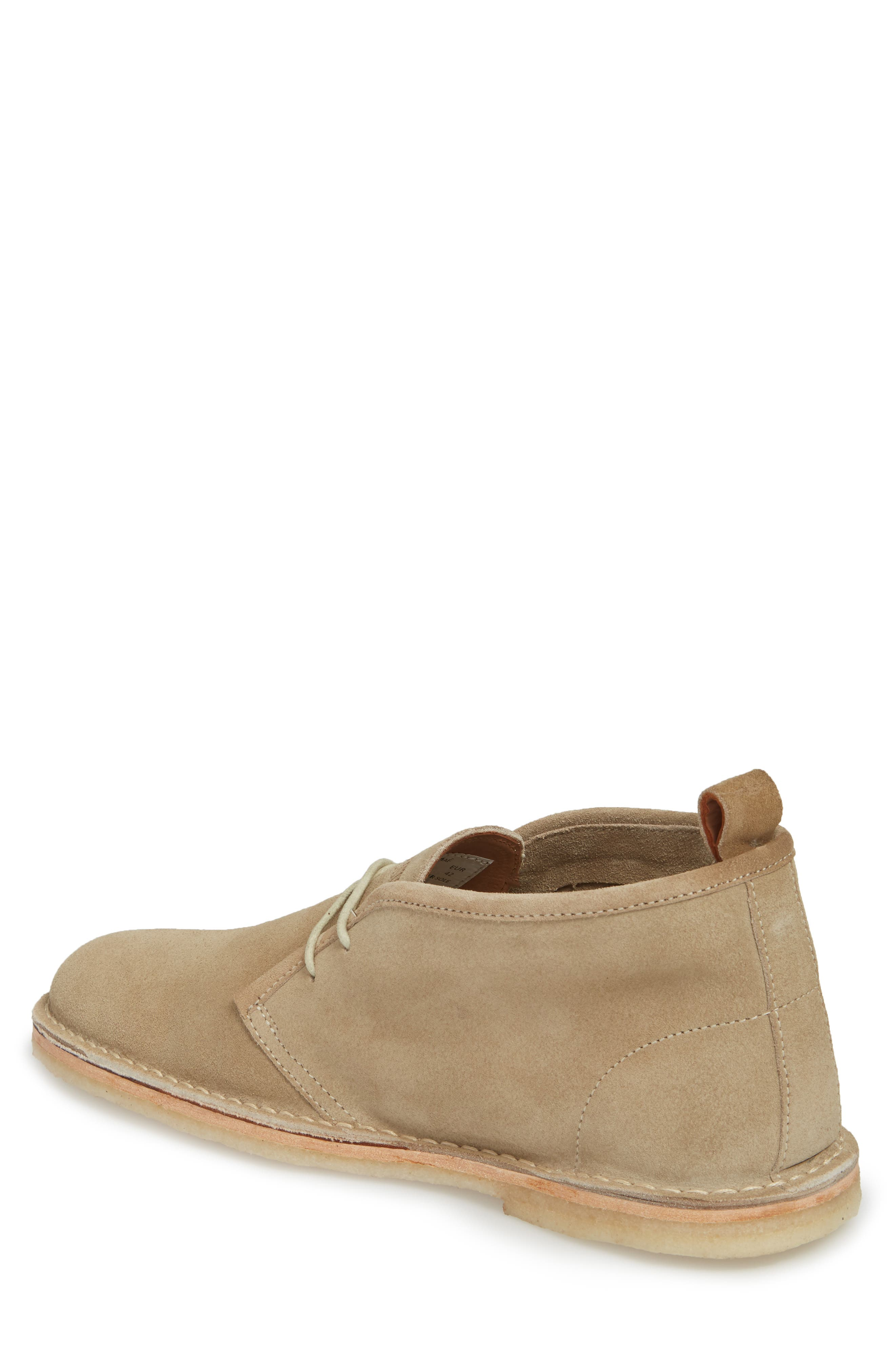 Stitchout Chukka Boot,                             Alternate thumbnail 2, color,                             Sand Suede