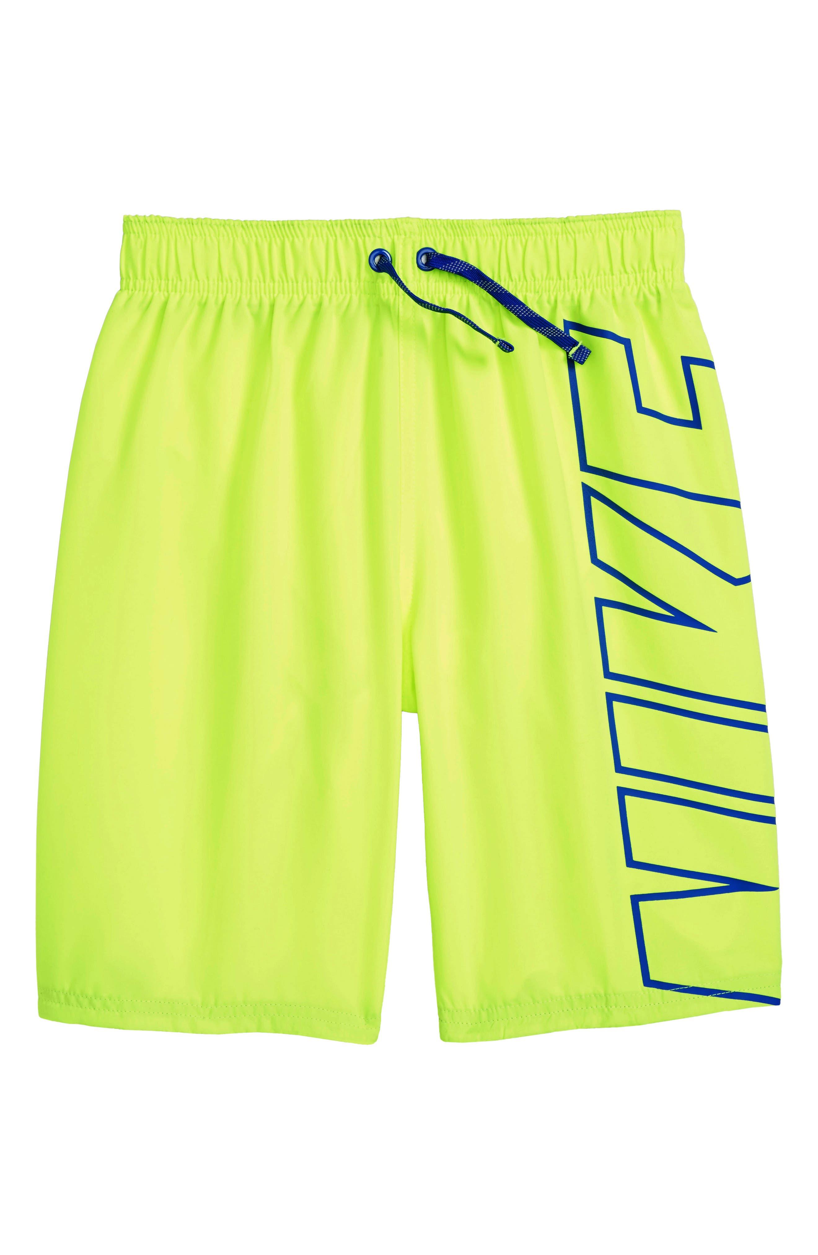 Breaker Volley Shorts,                         Main,                         color, Volt