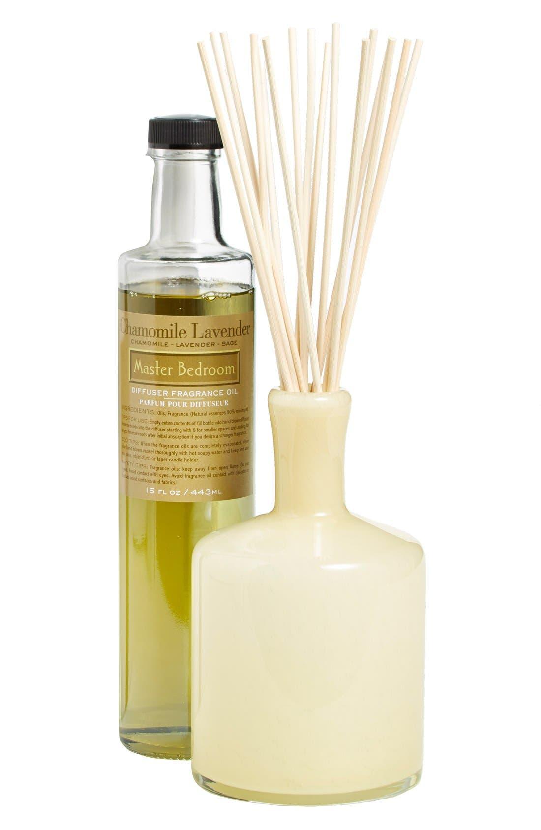 'Chamomile Lavender - Master Bedroom' Fragrance Diffuser,                         Main,                         color, No Color