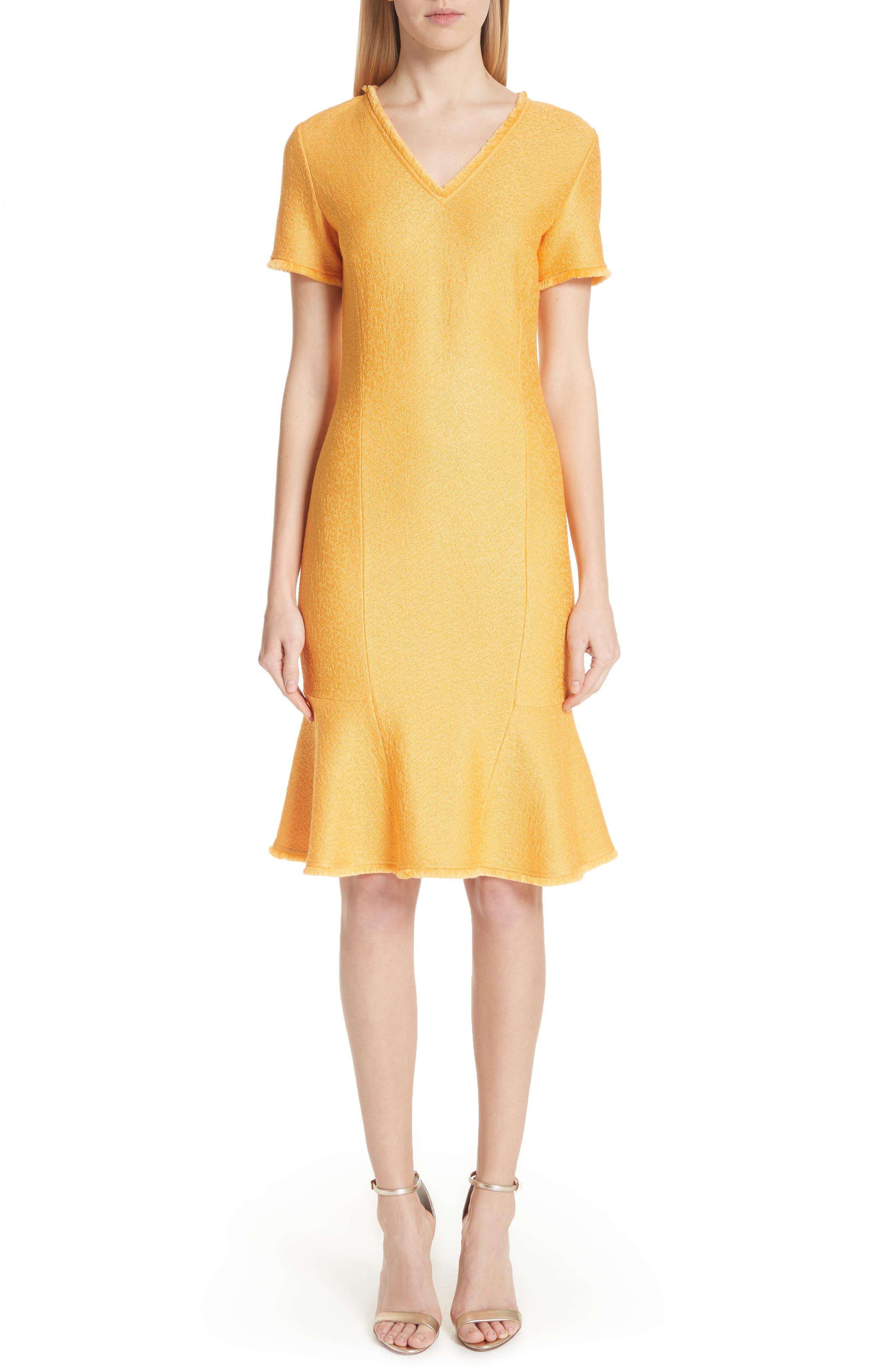 St. John Collection Caris Knit Dress
