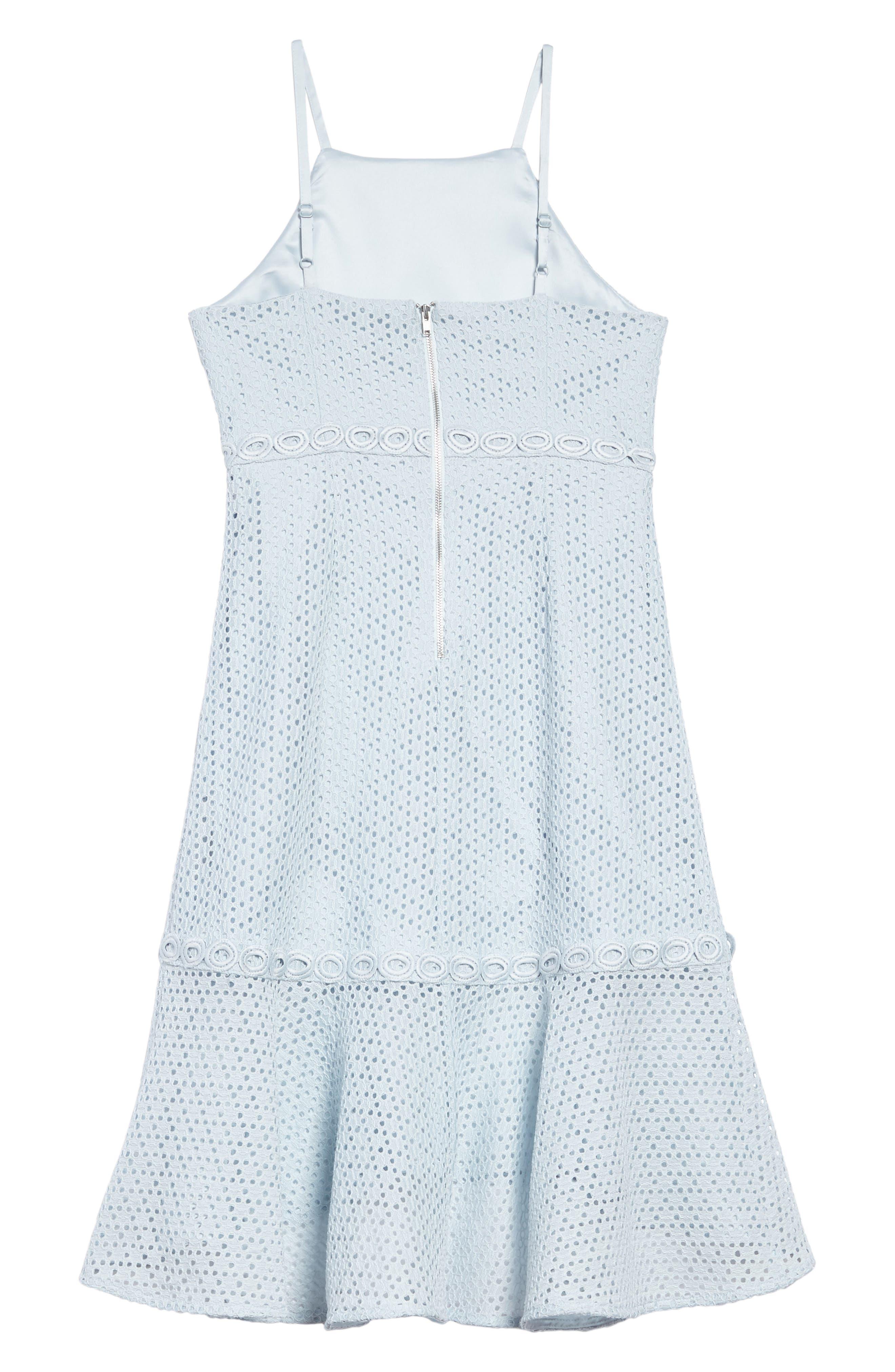 Alternate Image 2  - Bardot Junior Ariana Dress (Little Girls & Big Girls)
