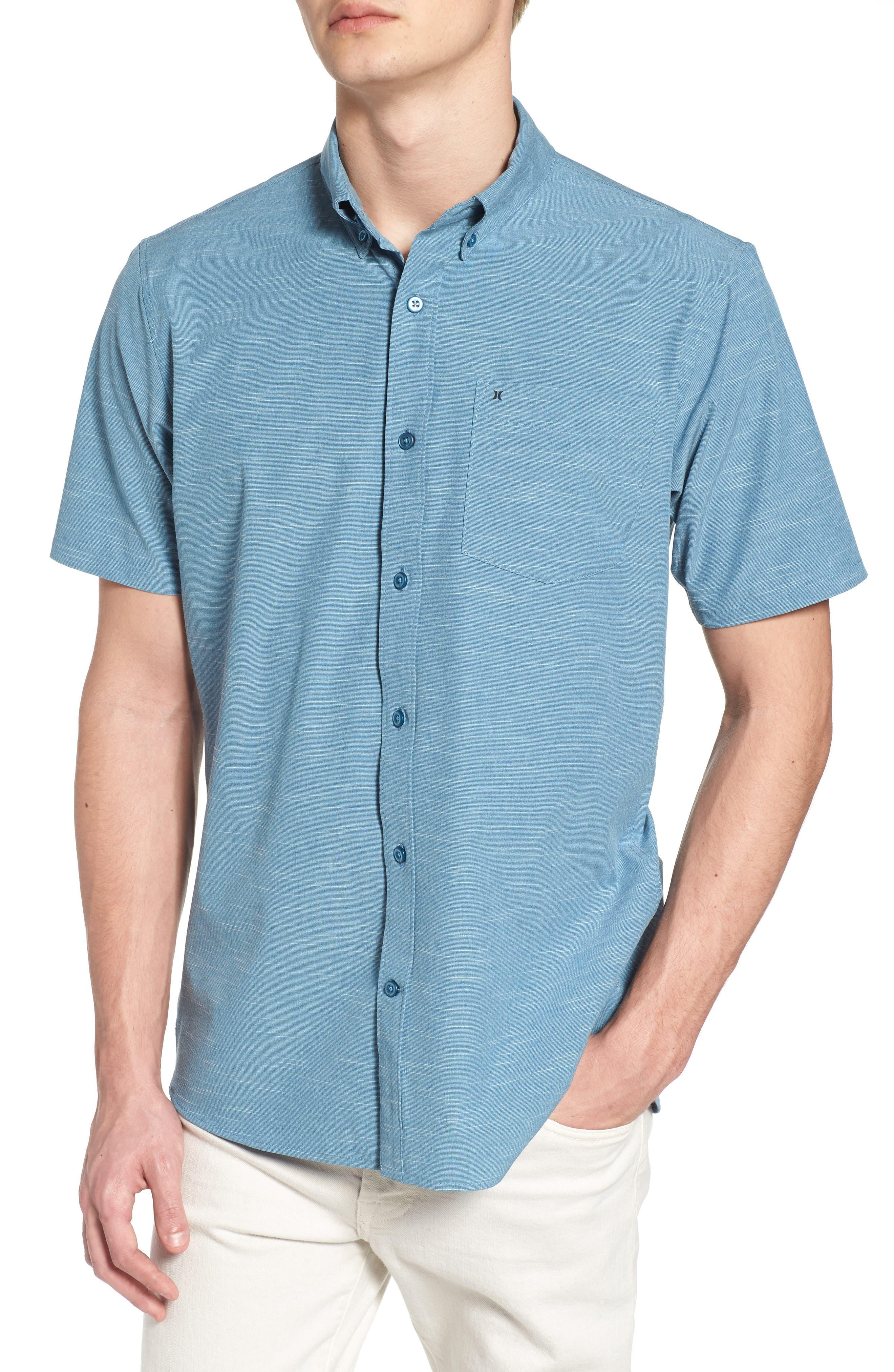 Alchemy Shirt,                         Main,                         color, Noise Aqua