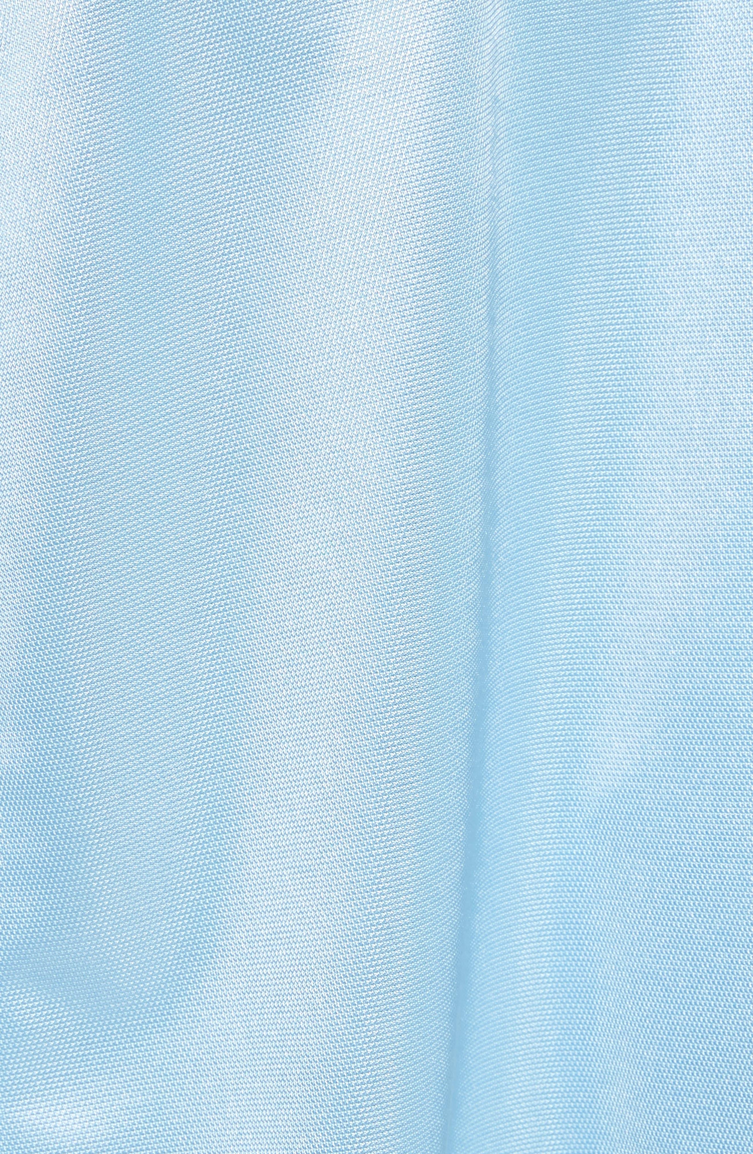 Dolman Sleeve Top,                             Alternate thumbnail 5, color,                             Oxford Blue