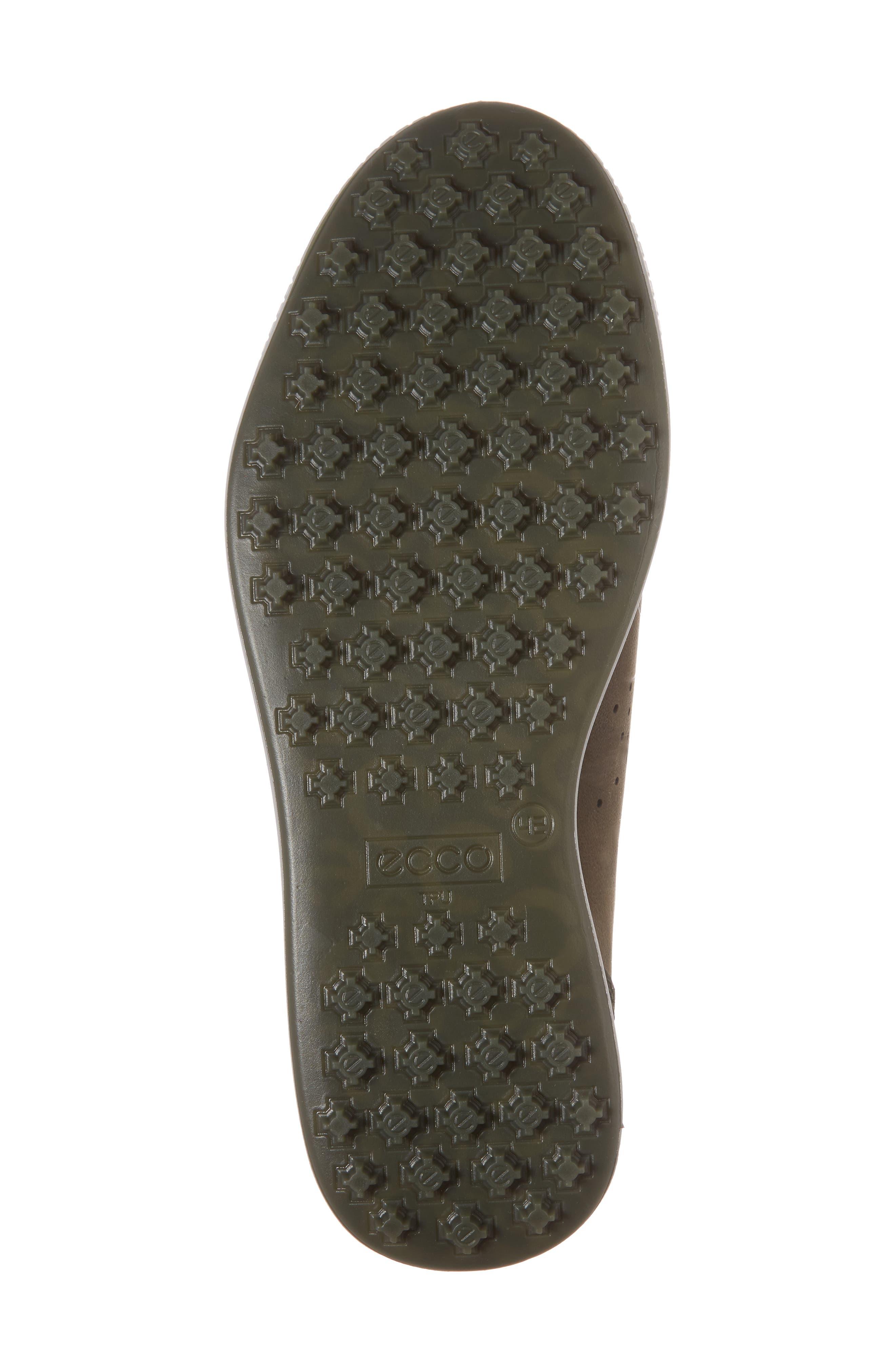 Street Retro HM Golf Shoe,                             Alternate thumbnail 6, color,                             Tarmac/ Deep Fore Leather