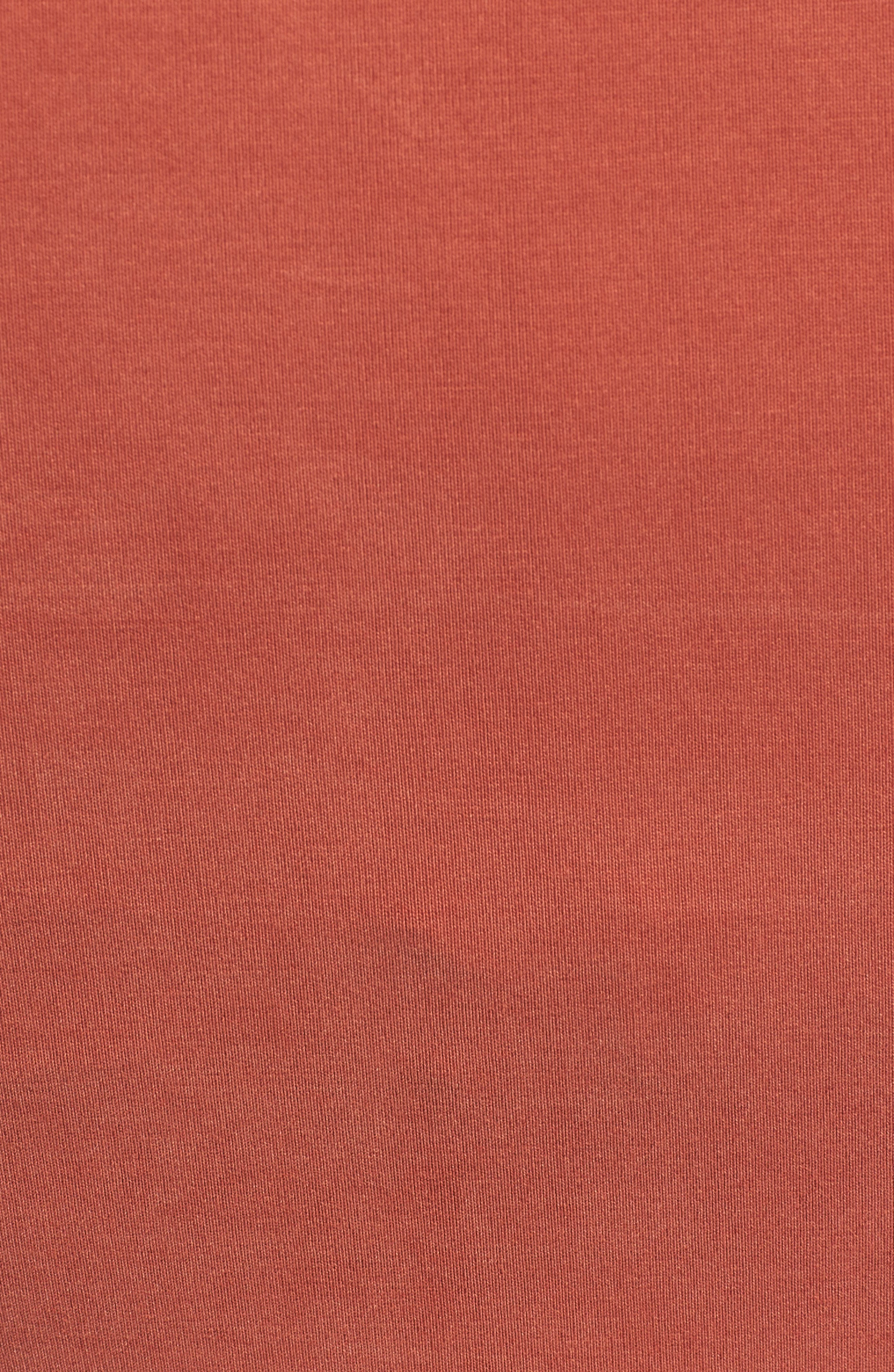 Mock Neck Tank Bodysuit,                             Alternate thumbnail 4, color,                             Rusty Torch