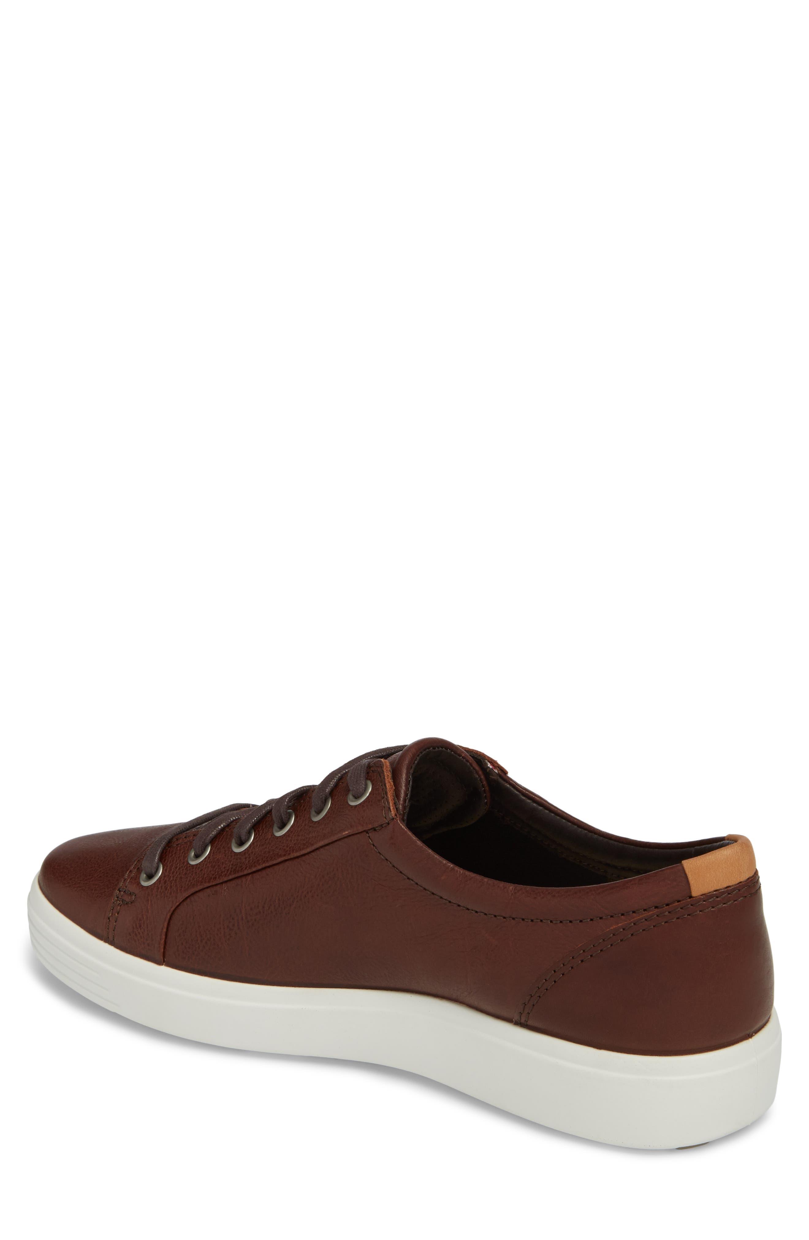 Alternate Image 2  - ECCOSoft VII Lace-Up Sneaker (Men)