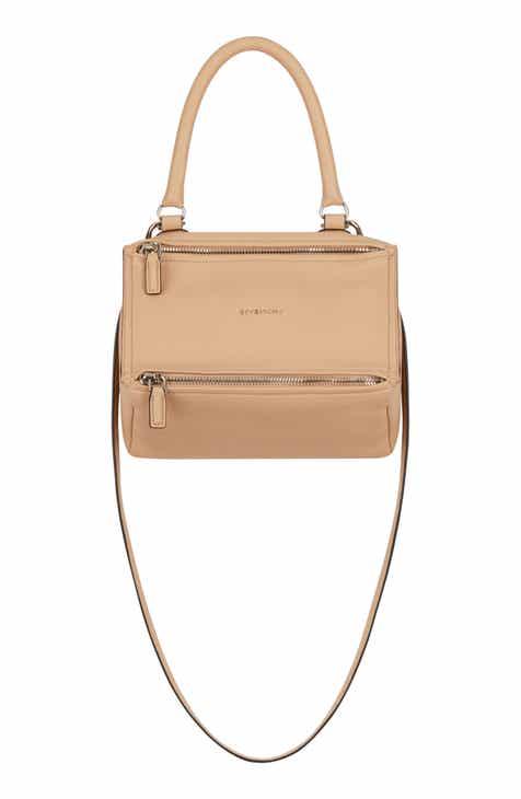 edf2b280e6 Givenchy  Small Pandora  Leather Satchel