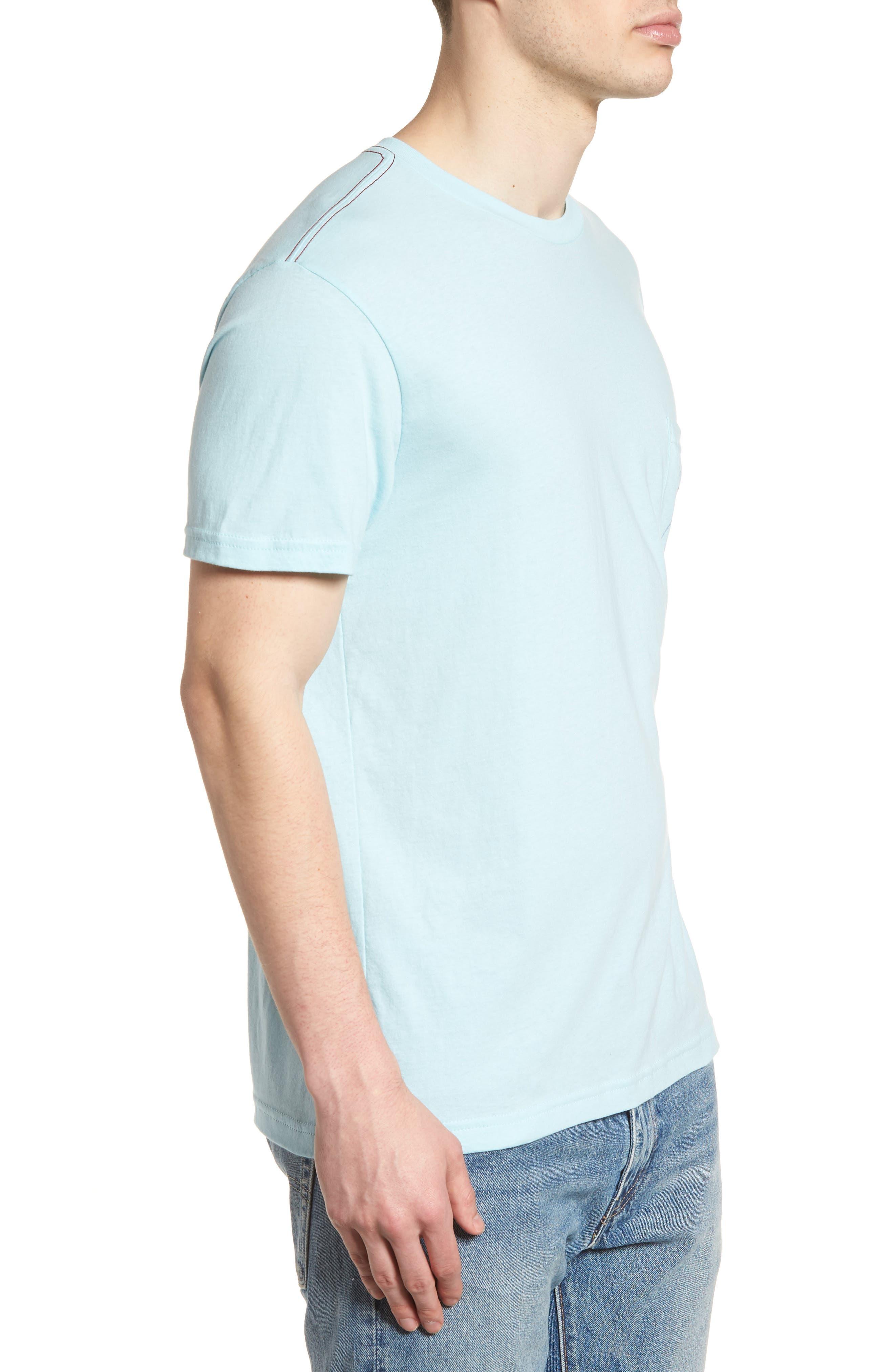 Thumbs Up T-Shirt,                             Alternate thumbnail 4, color,                             Blue