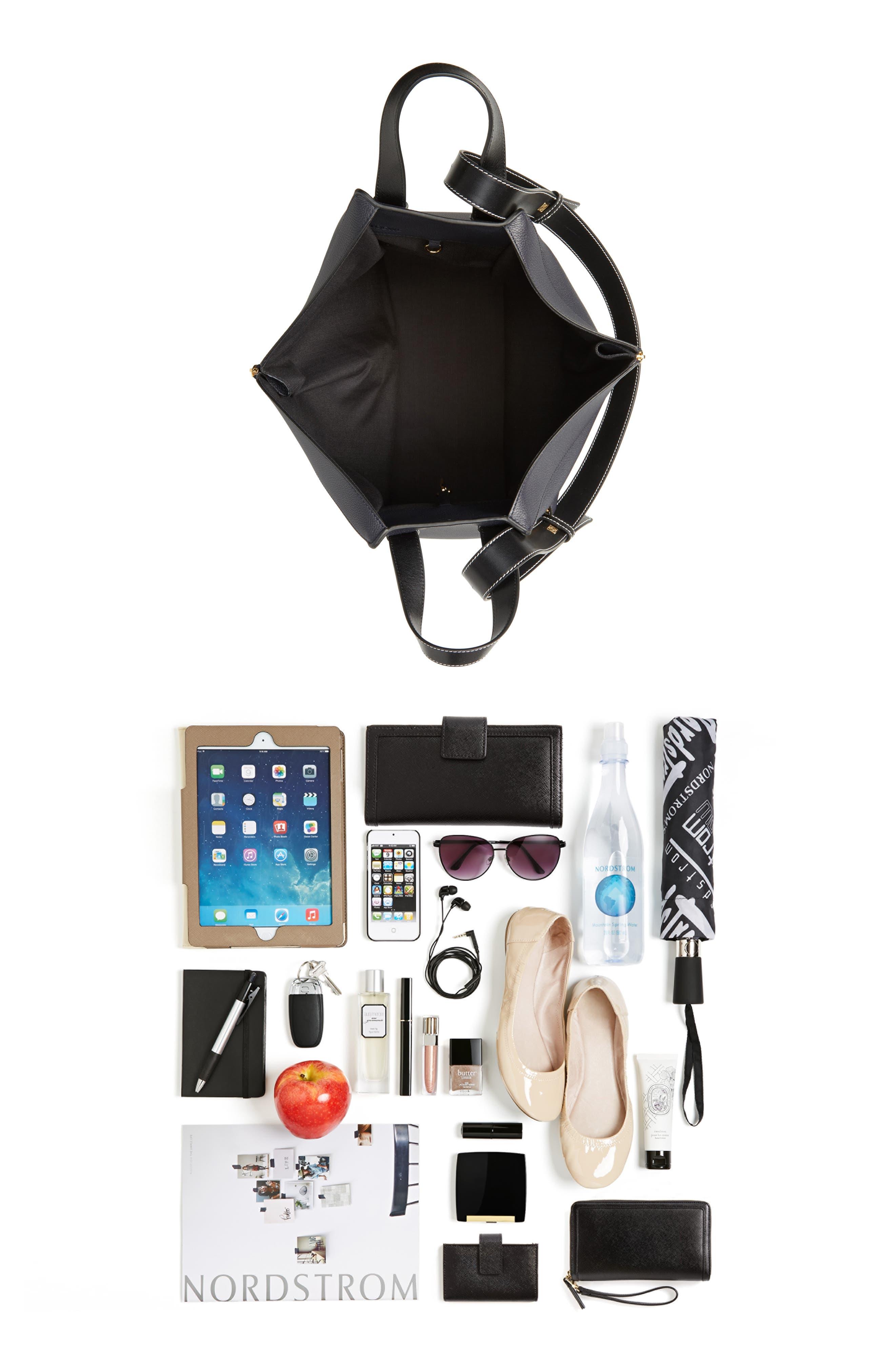 Alternate Image 8  - Loewe Medium Hammock Calfskin Leather Shoulder Bag