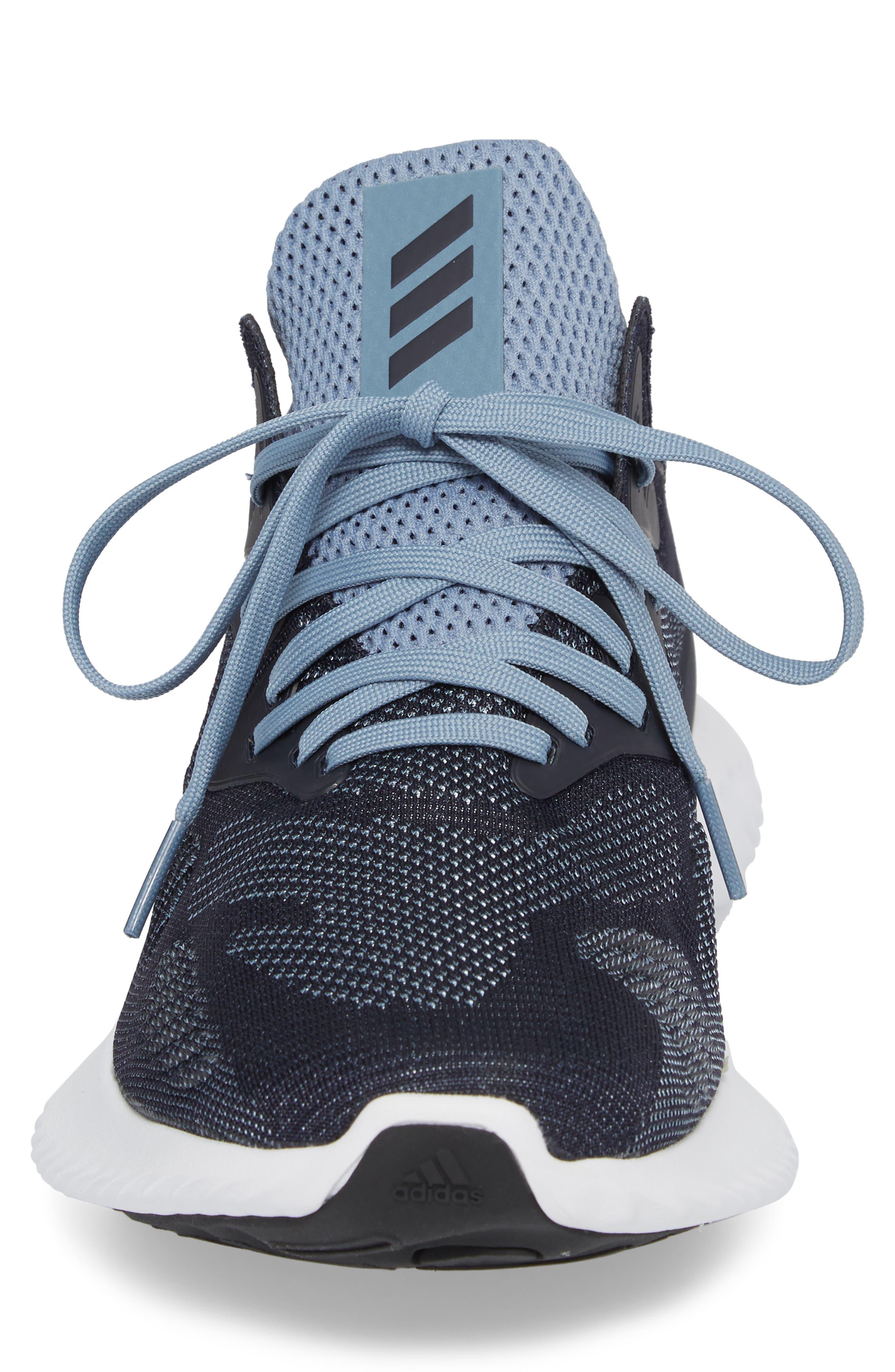 Alternate Image 4  - adidas AlphaBounce Beyond Knit Running Shoe (Men)