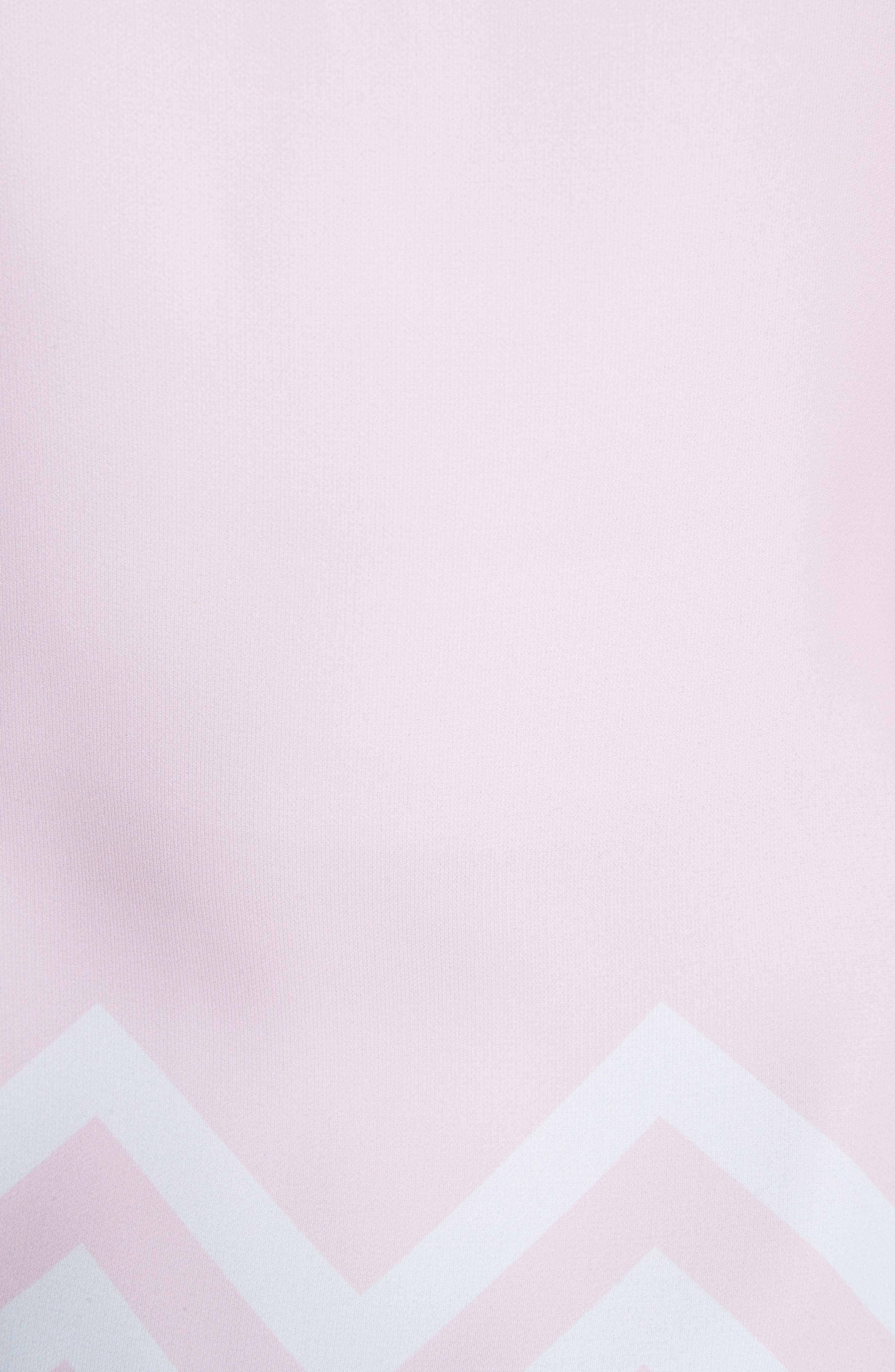 Palace Gardens Scalloped Camisole,                             Alternate thumbnail 5, color,                             Pale Pink