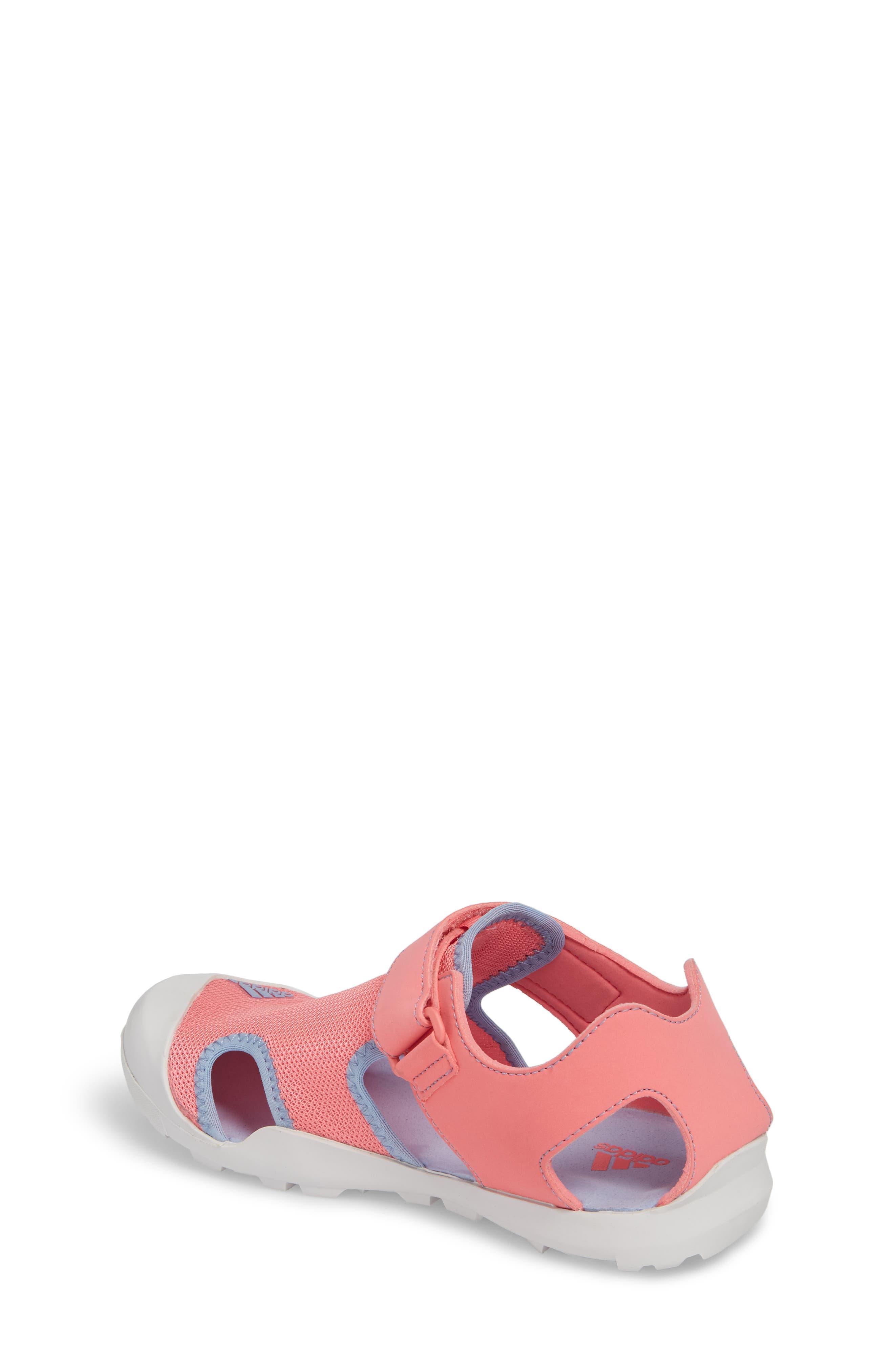 'Captain Toey' Sandal,                             Alternate thumbnail 2, color,                             Chalk Pink/ Chalk Blue/ Grey