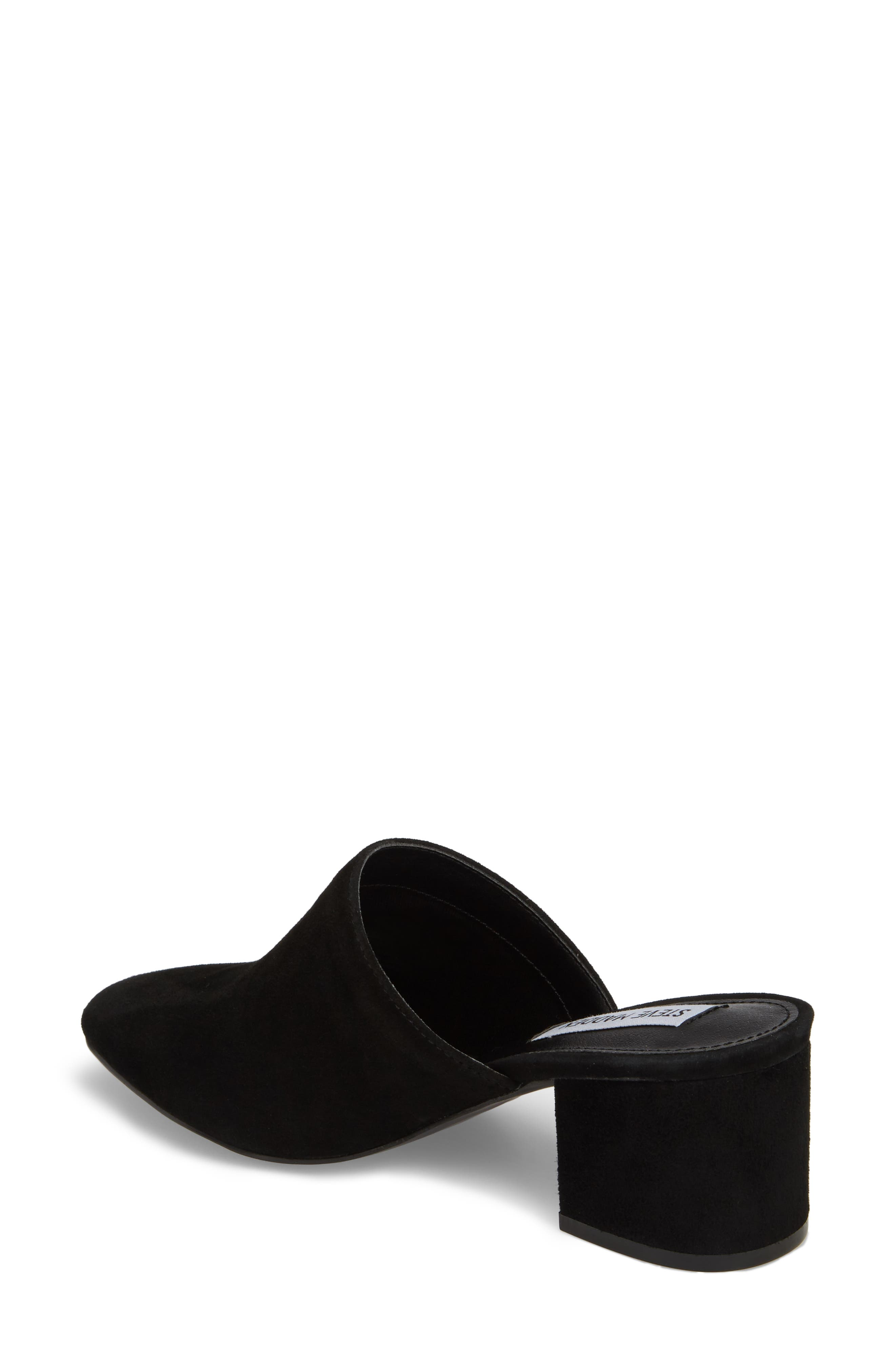 Alternate Image 2  - Steve Madden Notch Mule (Women)