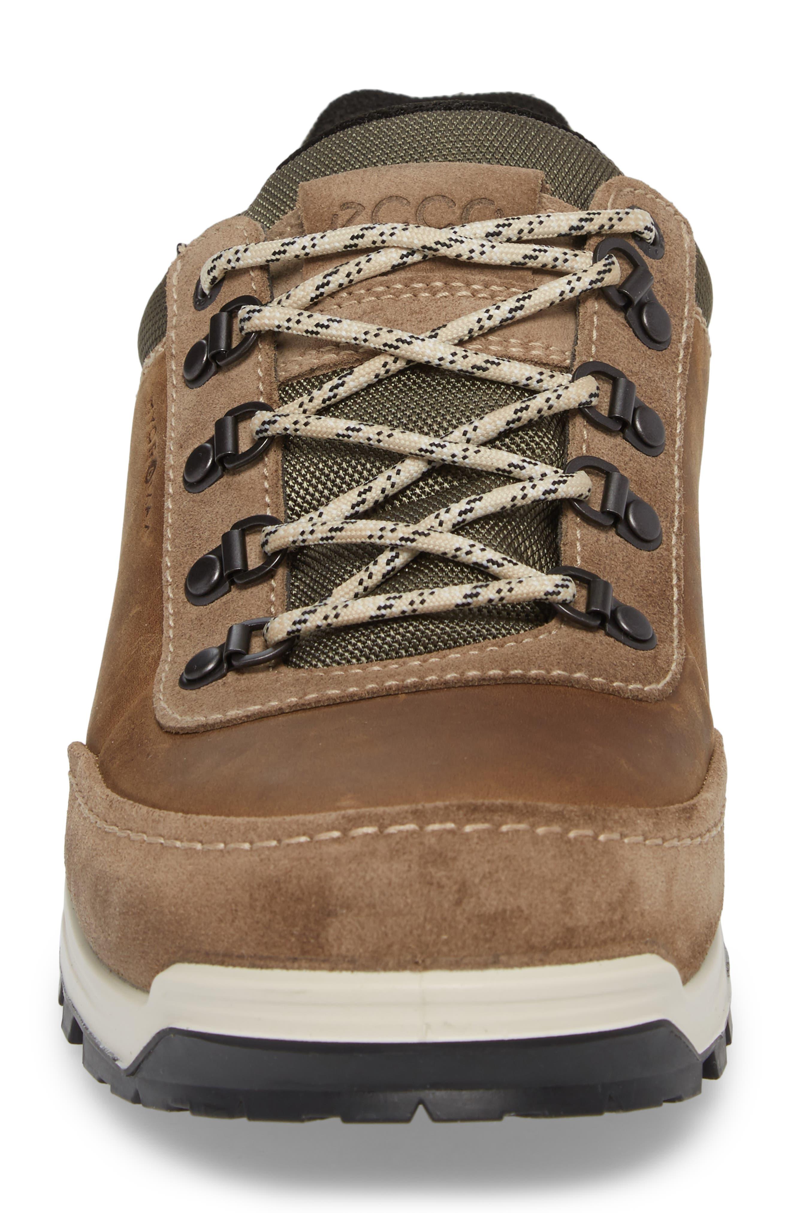 Oregon Sneaker,                             Alternate thumbnail 4, color,                             Brown Leather