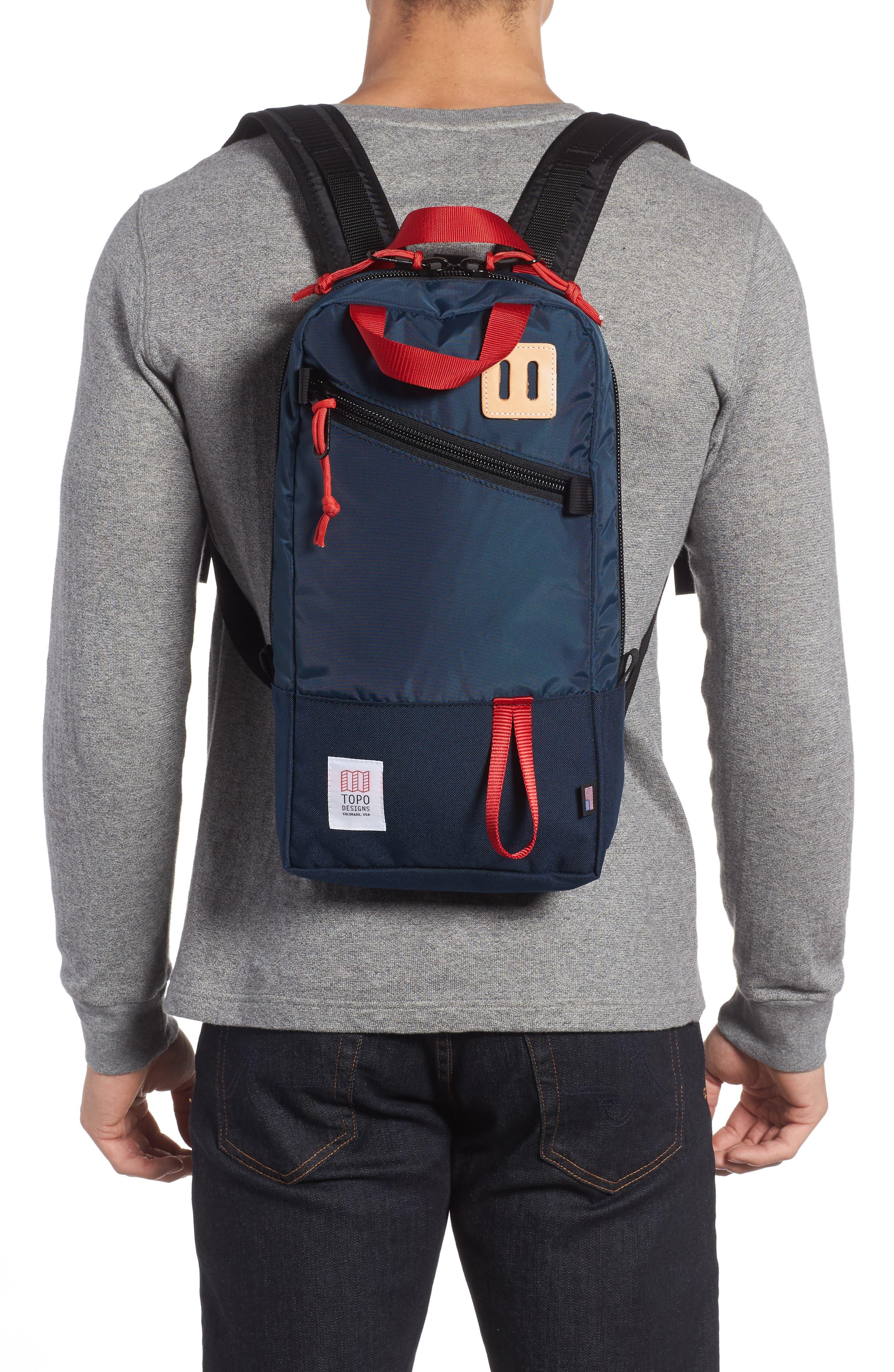 Trip Backpack,                             Alternate thumbnail 2, color,                             Navy