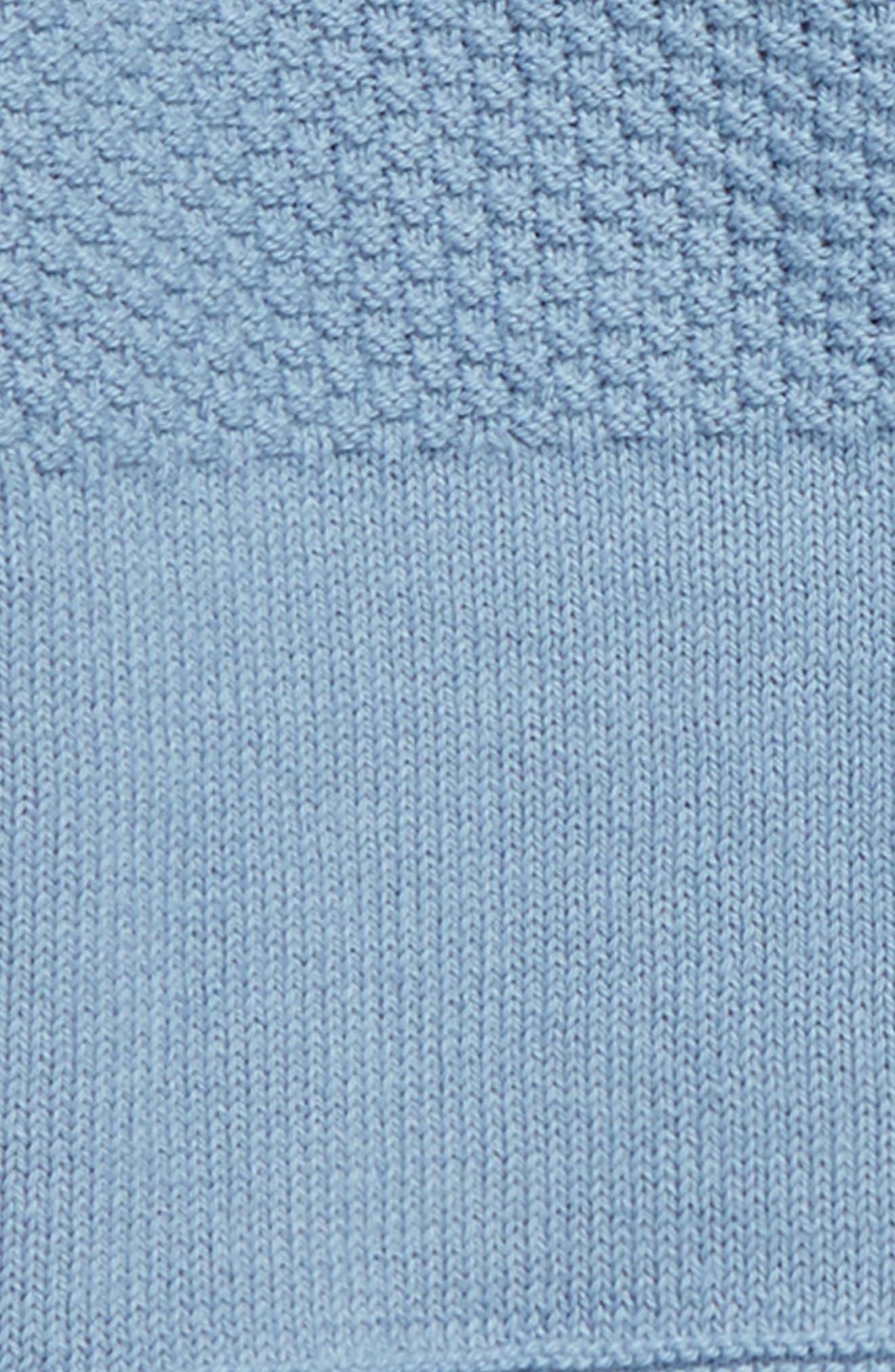 Francis Sweater Cardigan,                             Alternate thumbnail 2, color,                             Chalk Blue