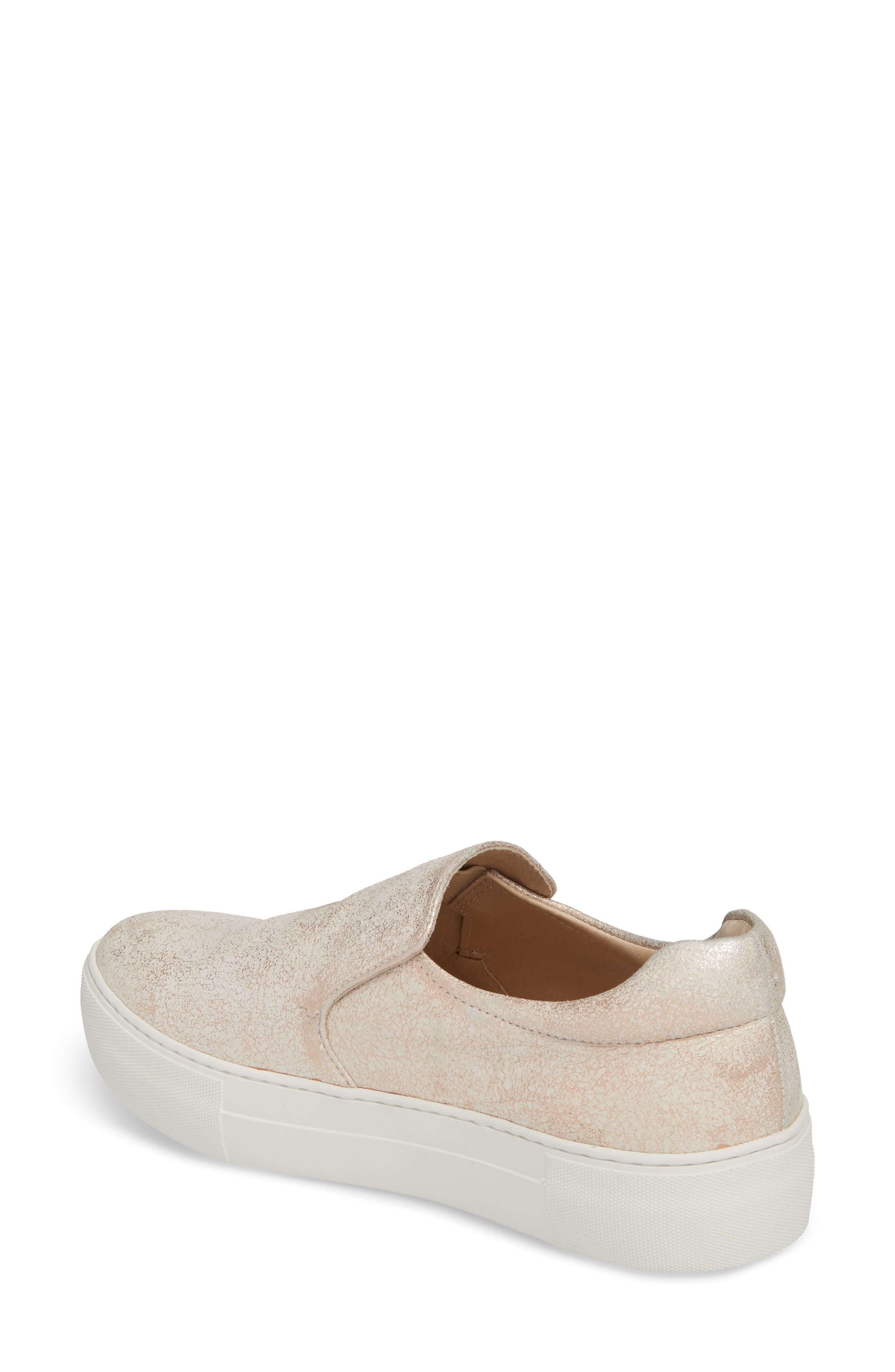 Alternate Image 2  - JSlides Acer Slip-On Sneaker (Women)