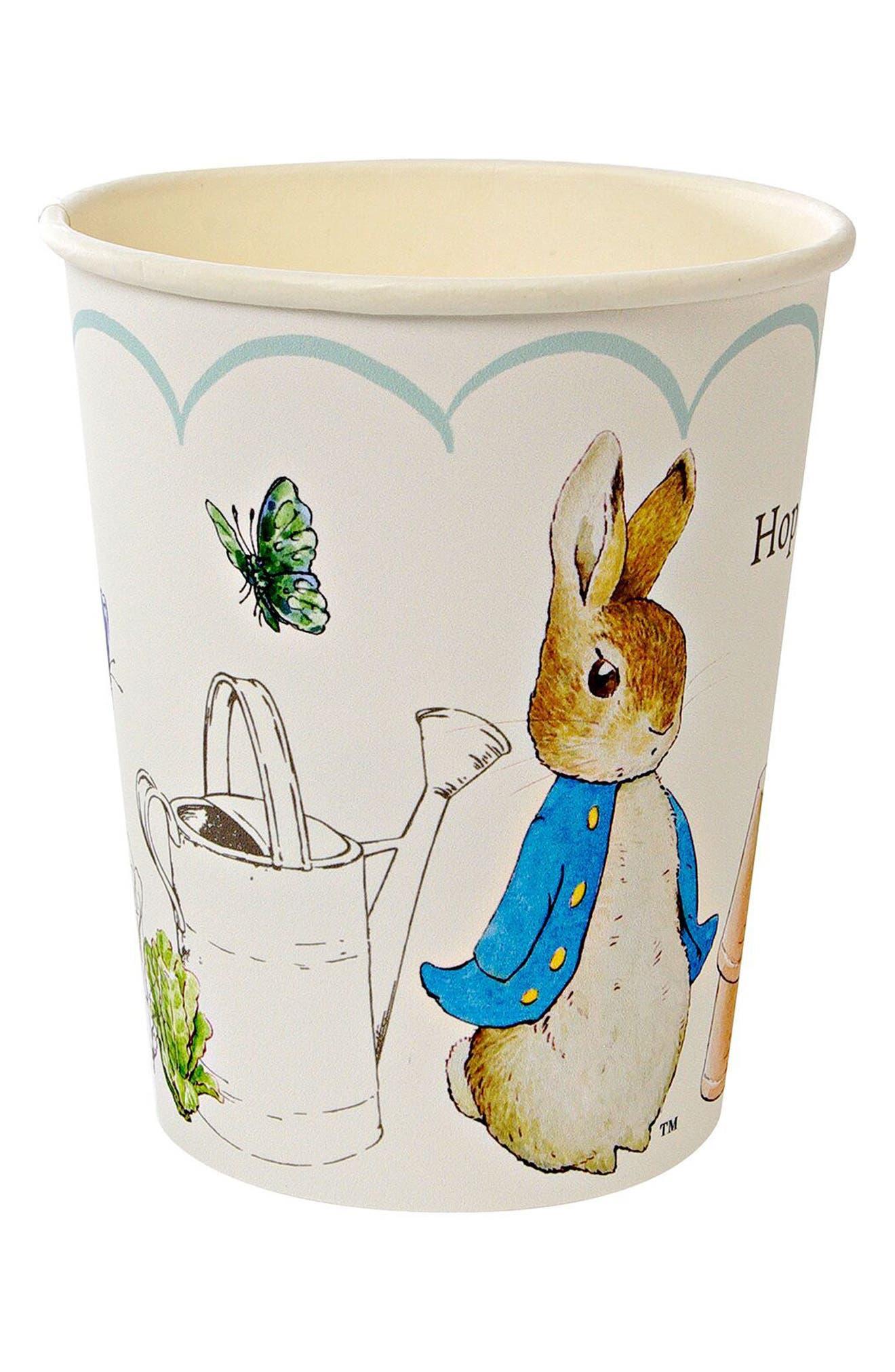 Peter Rabbit Party Bundle,                             Alternate thumbnail 4, color,                             Ivory Multi