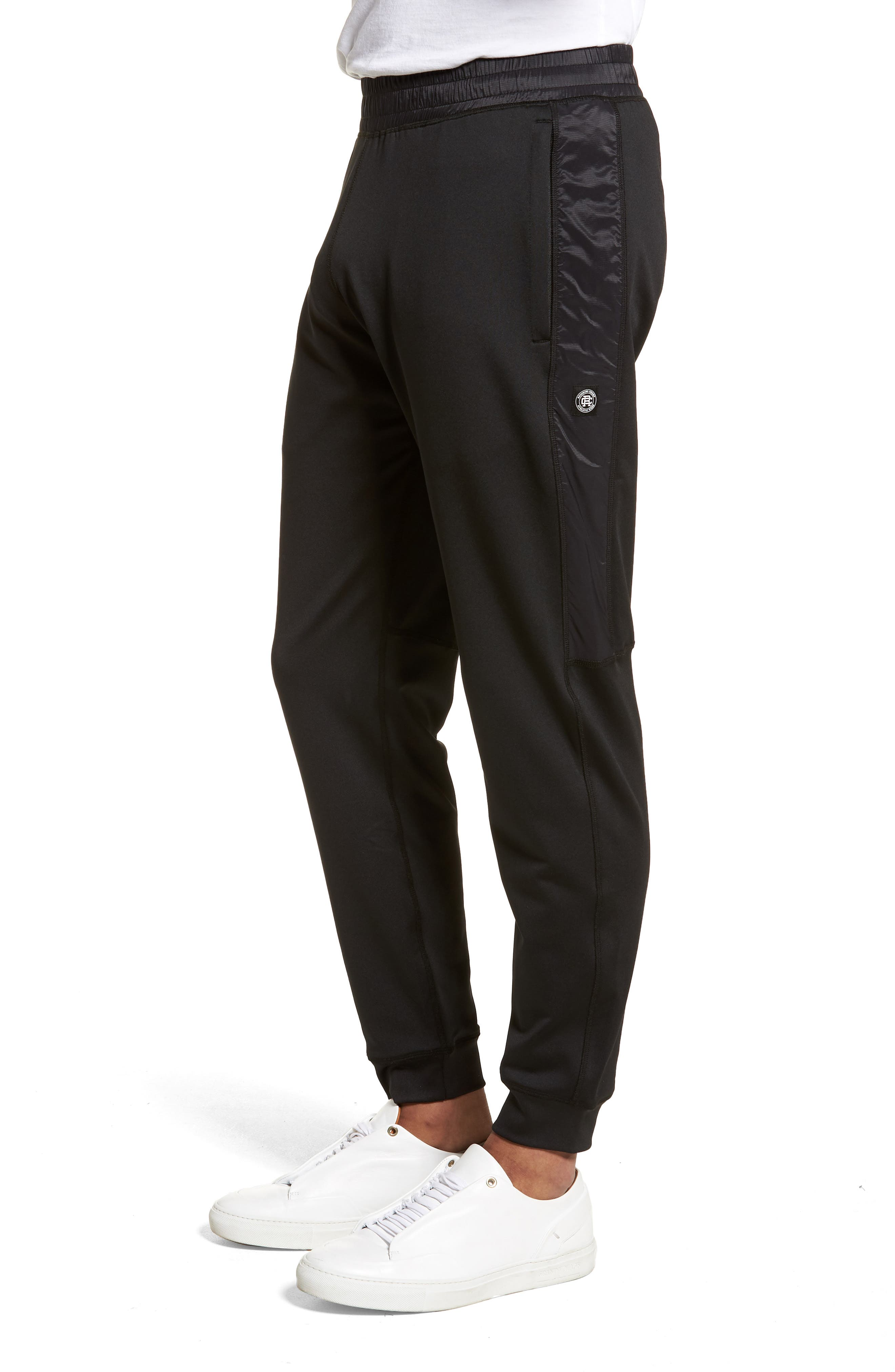 Hybrid CoolMax<sup>®</sup> Pants,                             Alternate thumbnail 3, color,                             Black