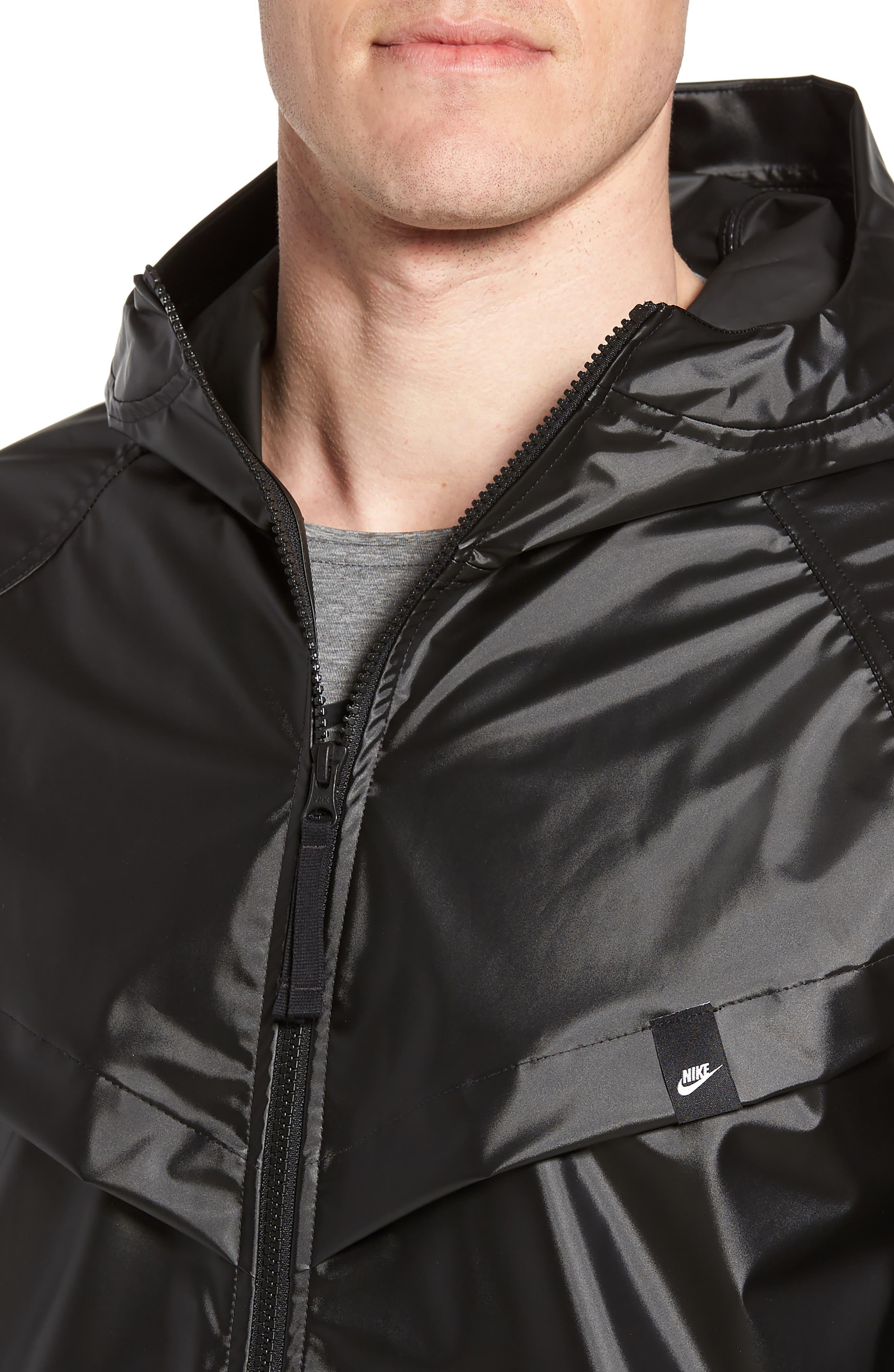 NSW Jacket,                             Alternate thumbnail 4, color,                             Black