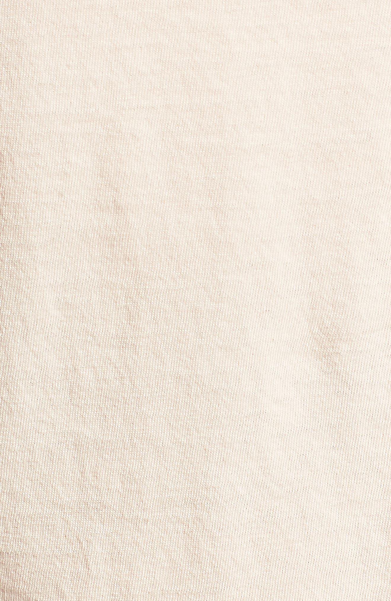 San Francisco Giants Fader Letter Tee,                             Alternate thumbnail 6, color,                             Blush