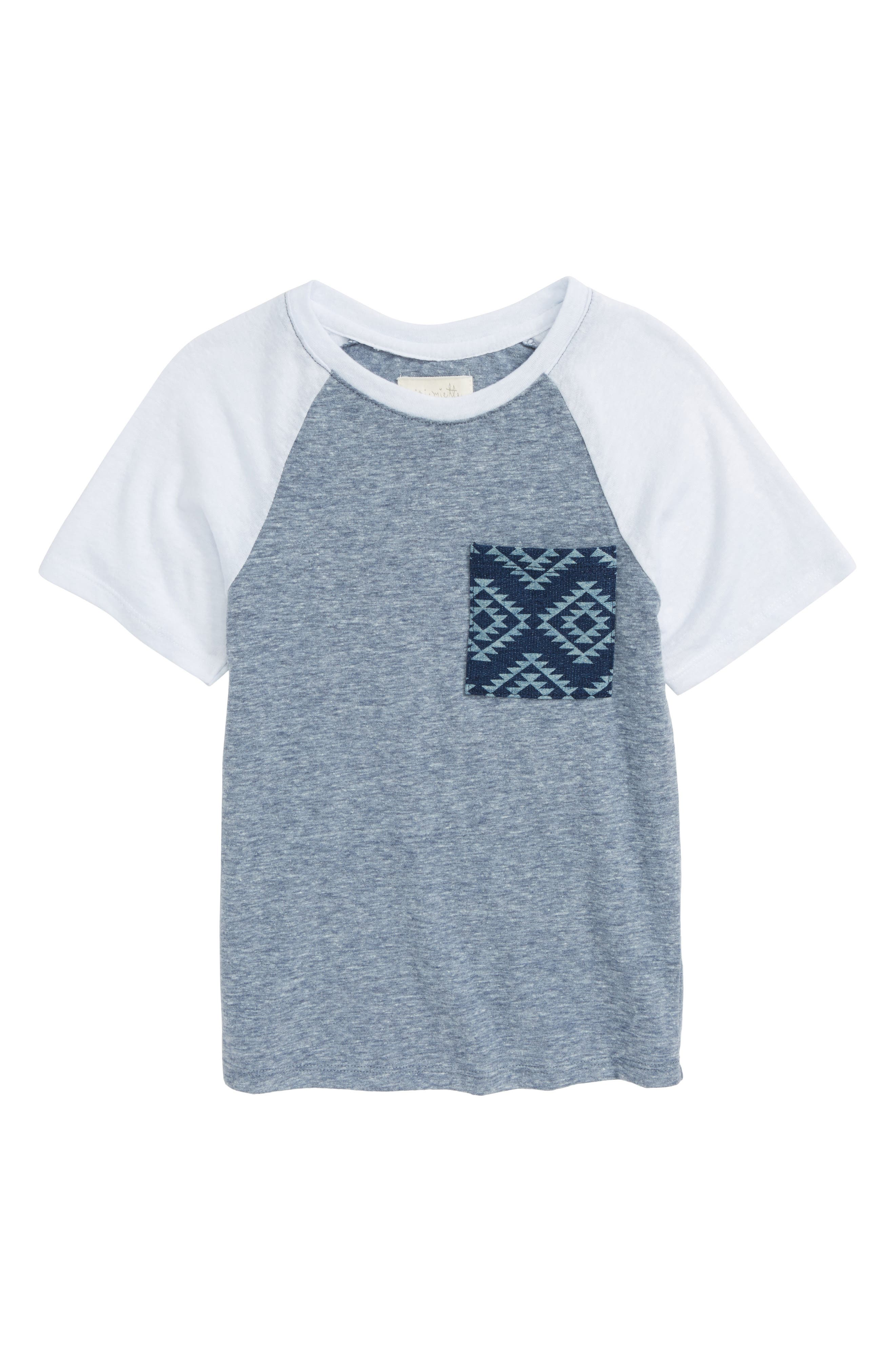 Sydney Pocket T-Shirt,                             Main thumbnail 1, color,                             Yuma