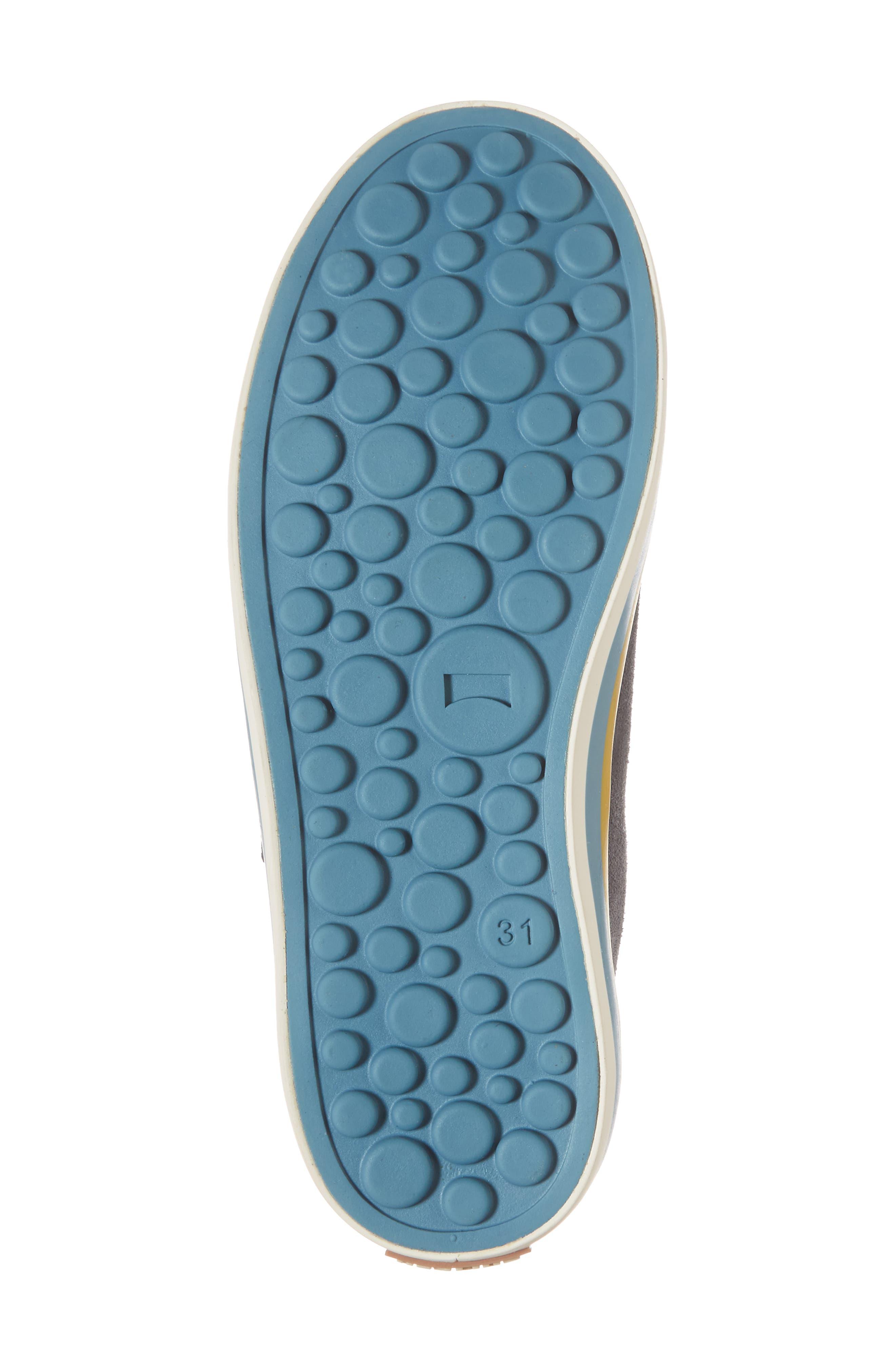 Pursuit Sneaker,                             Alternate thumbnail 6, color,                             Blue