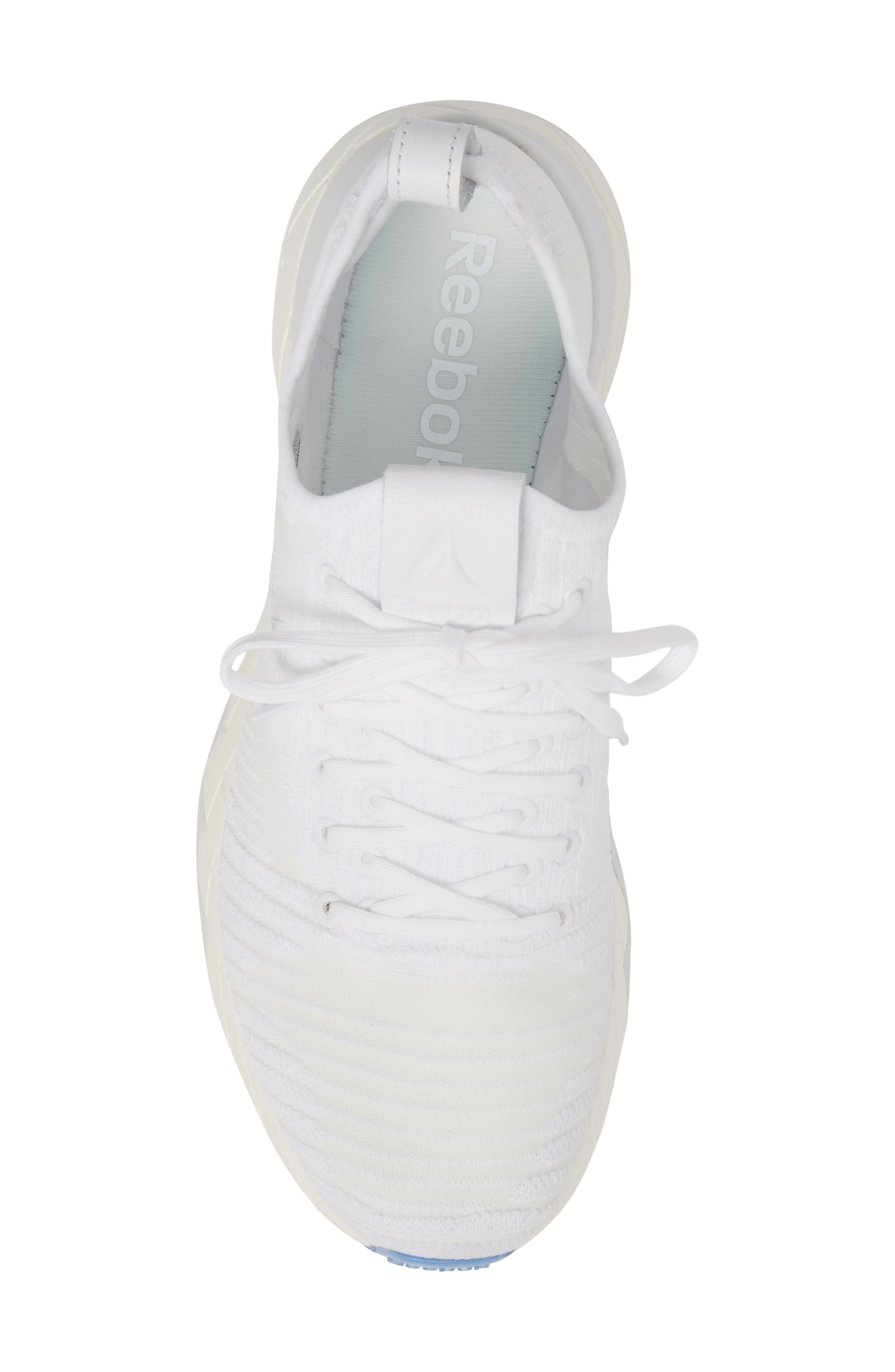 Floatride Run 6000 Running Shoe,                             Alternate thumbnail 5, color,                             White