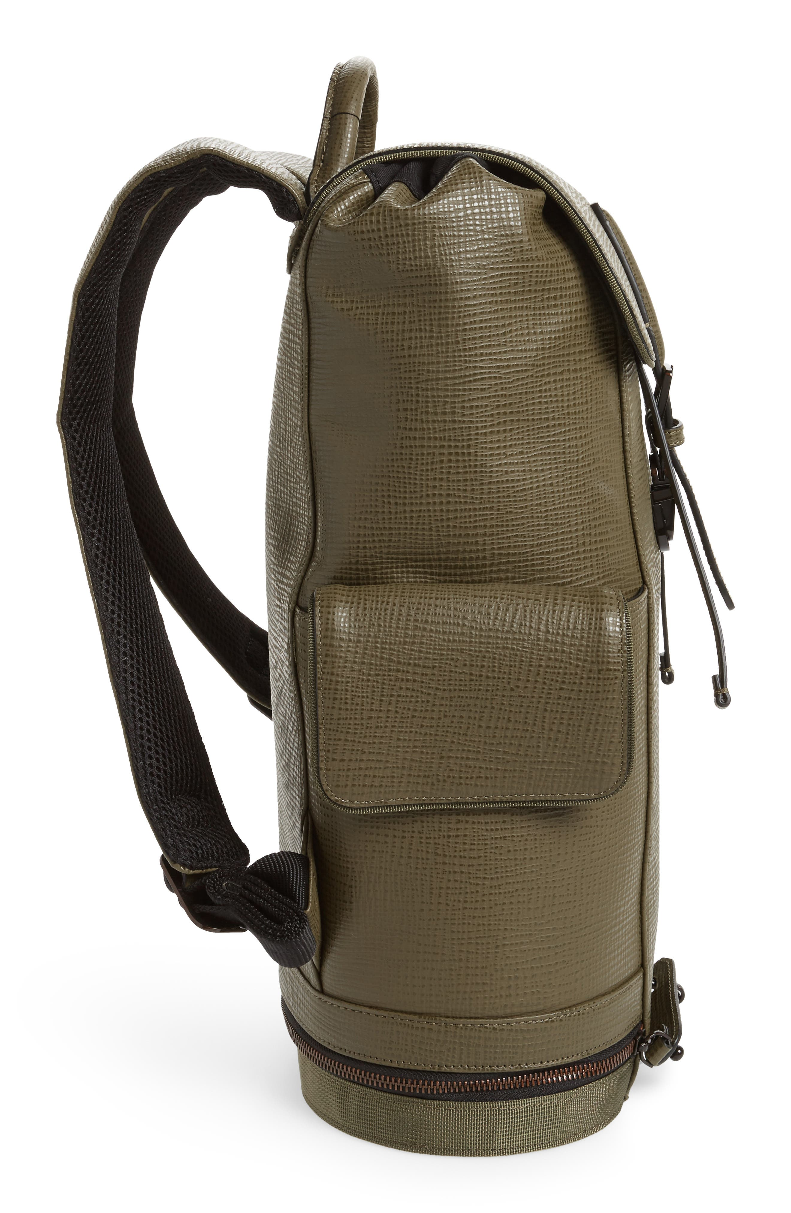Thorr Palmelato Backpack,                             Alternate thumbnail 5, color,                             Olive