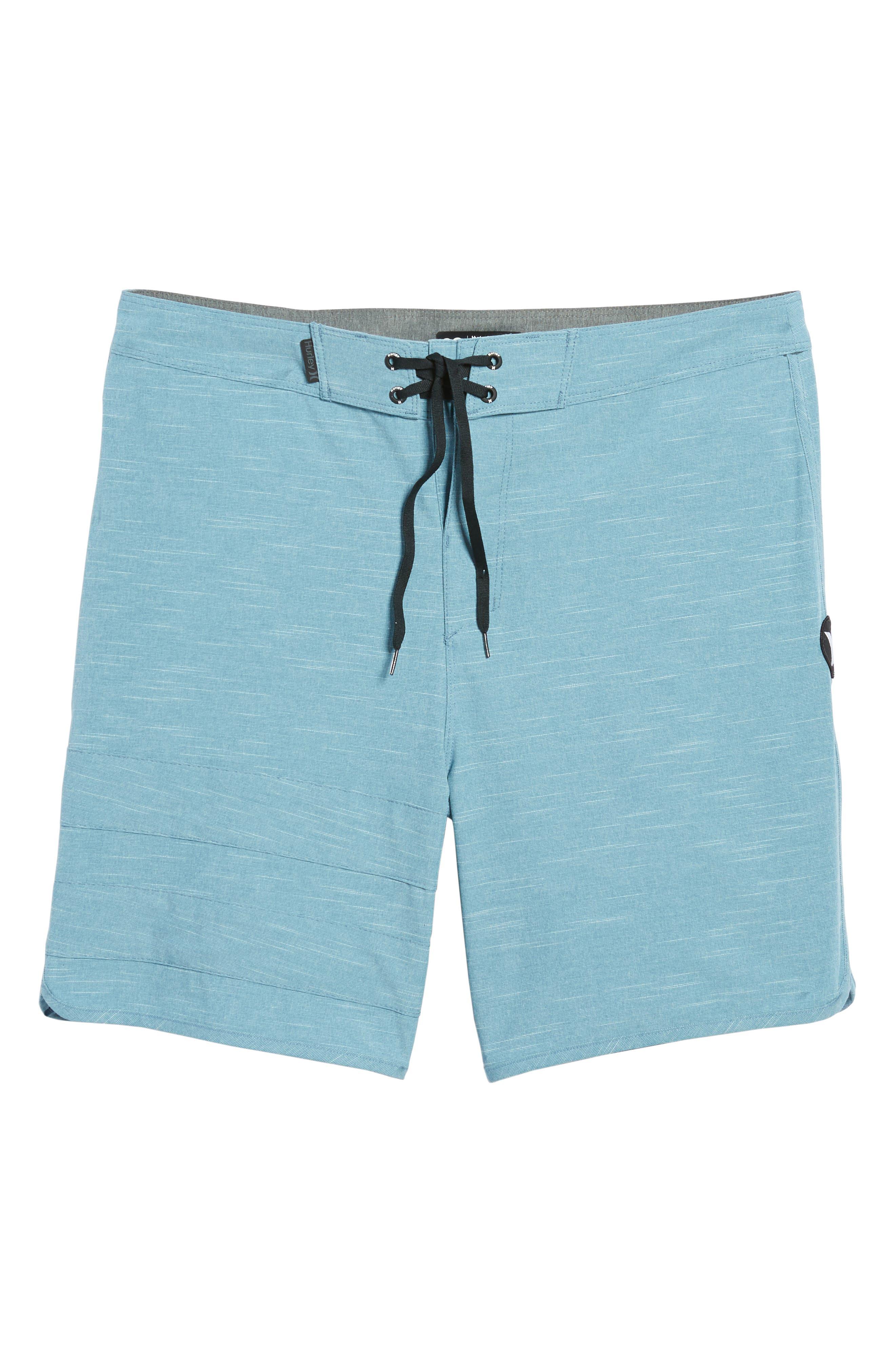 Shoreside Board Shorts,                             Alternate thumbnail 6, color,                             Ocean Bliss