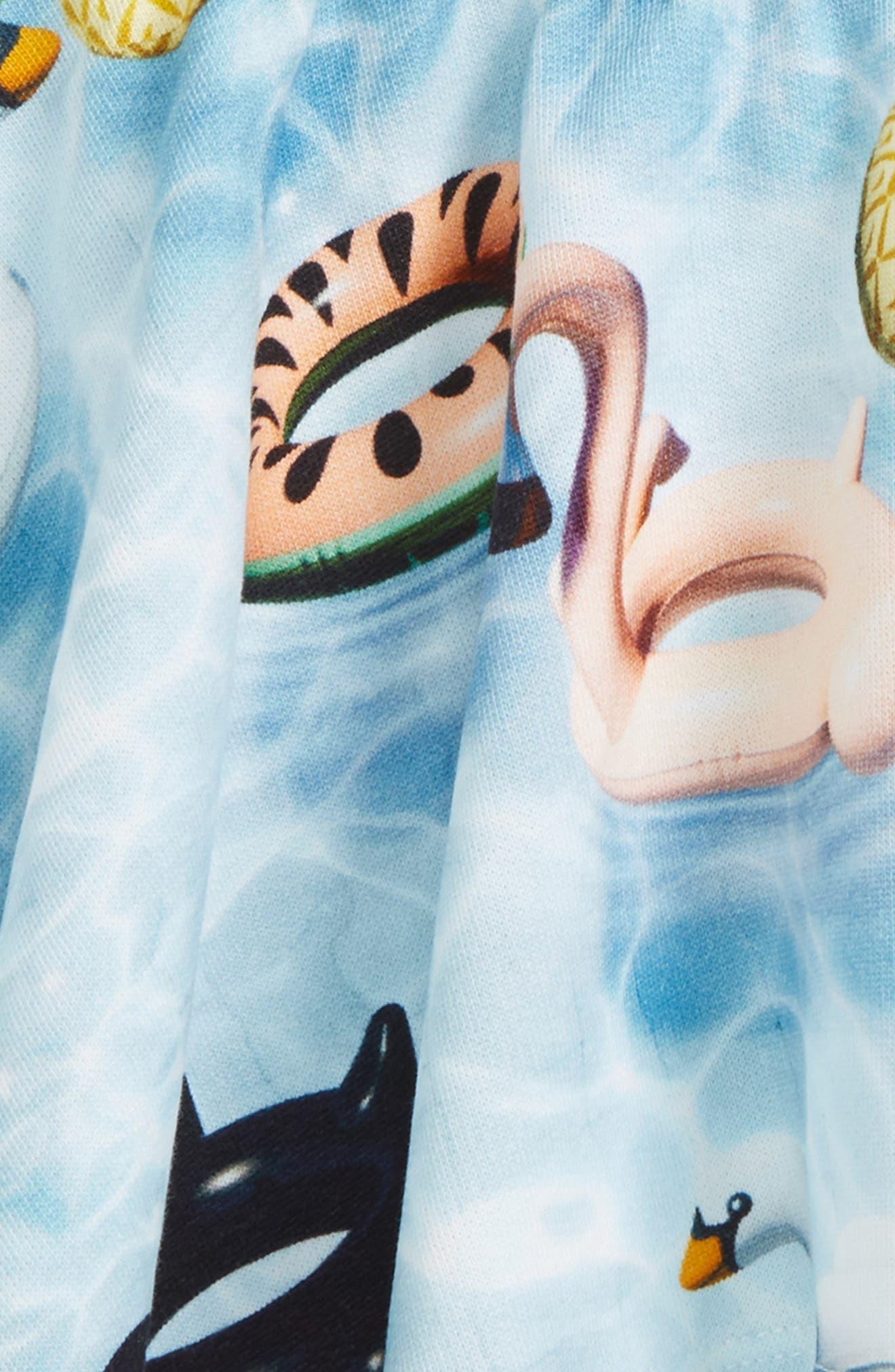 Barbera Pool Float Skirt,                             Alternate thumbnail 2, color,                             Pool Fun