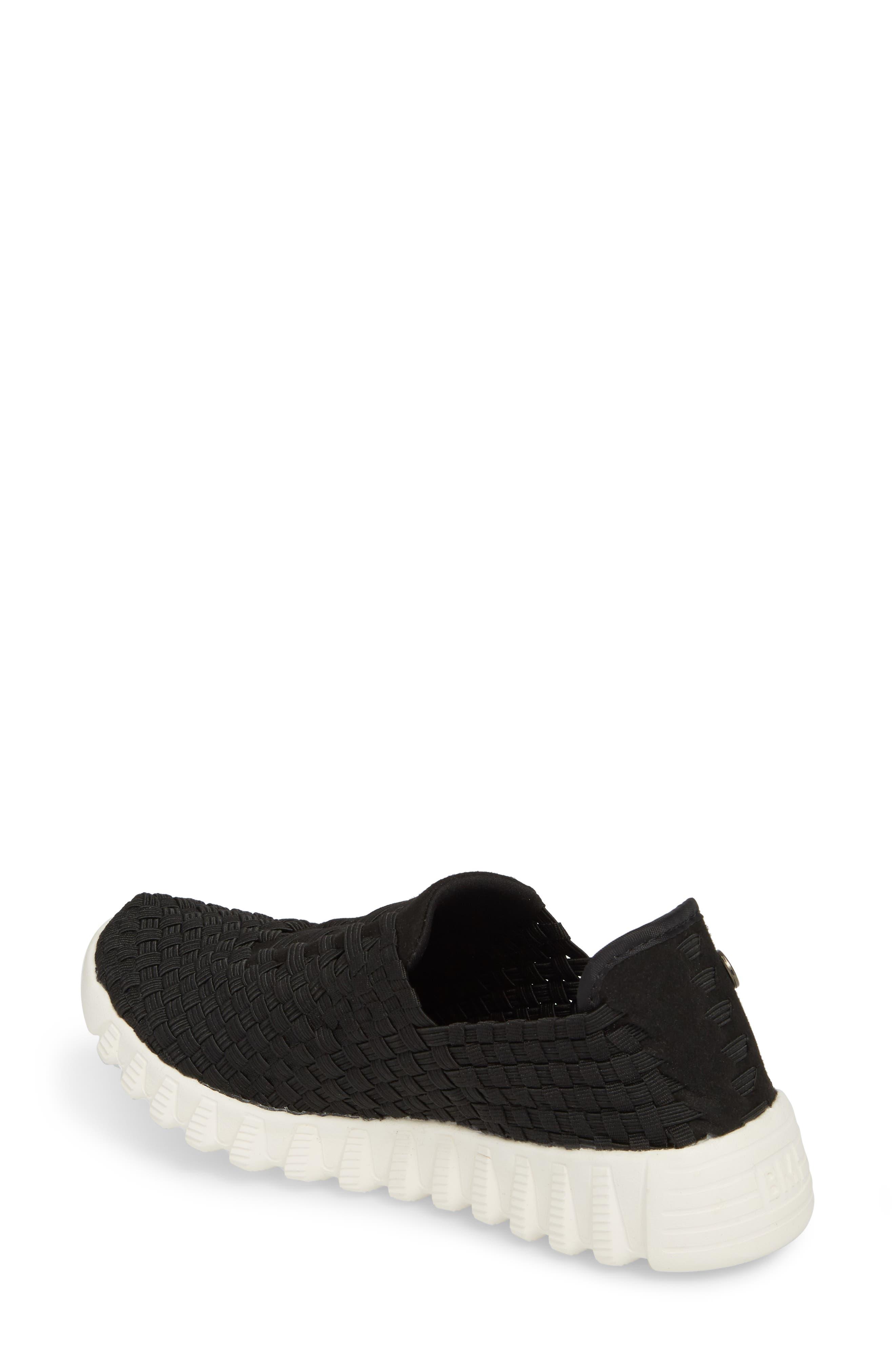 Vivaldi Slip-On Sneaker,                             Alternate thumbnail 2, color,                             Black