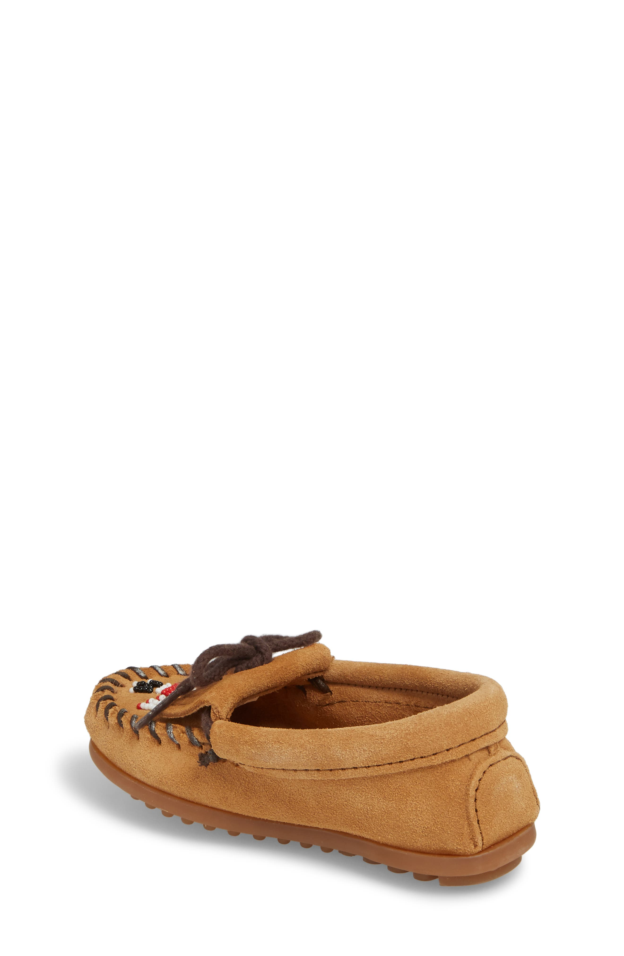 'Thunderbird' Moccasin,                             Alternate thumbnail 2, color,                             Taupe