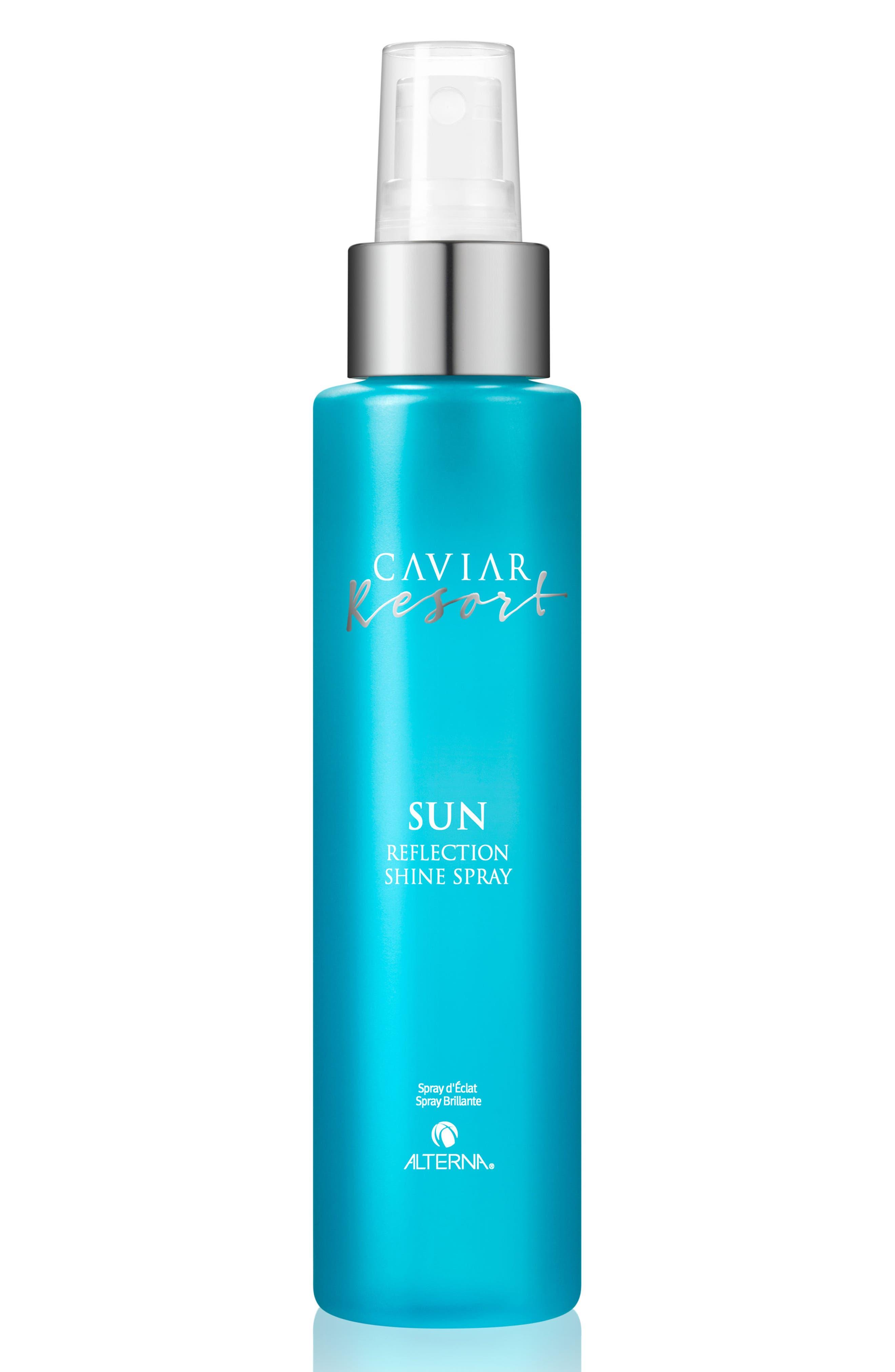 Caviar Resort Sun Reflection Shine Spray,                         Main,                         color, No Color