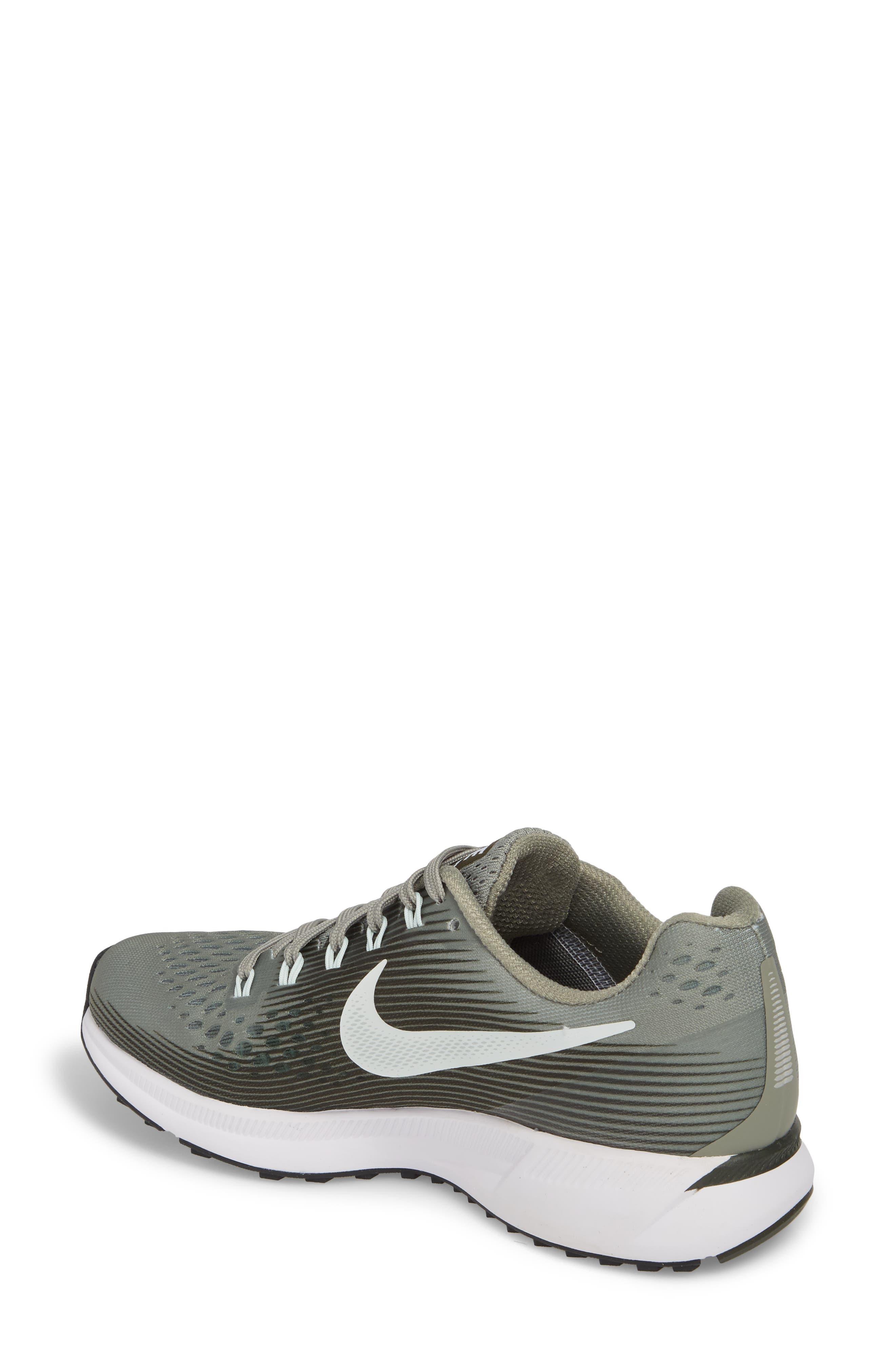Alternate Image 2  - Nike Air Zoom Pegasus 34 Running Shoe (Women)