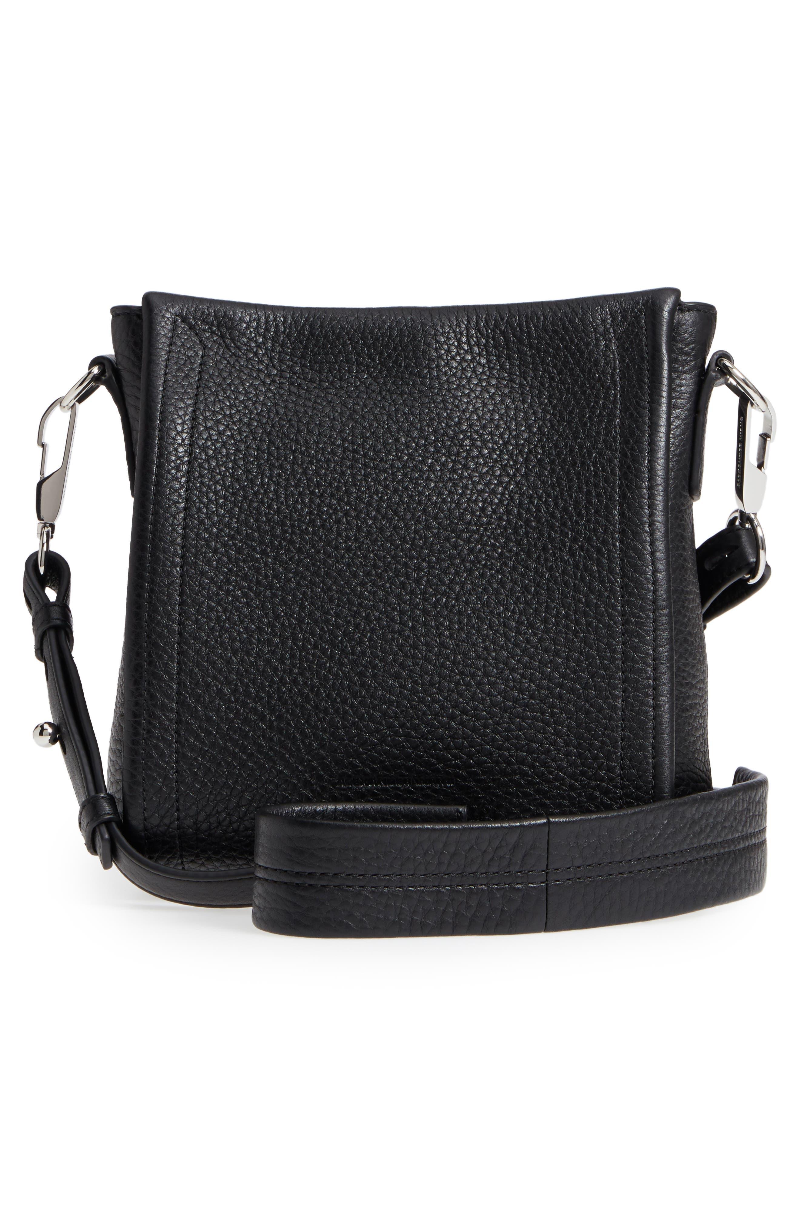 Alternate Image 3  - Alexander Wang Mini Darcy Leather Shoulder Bag