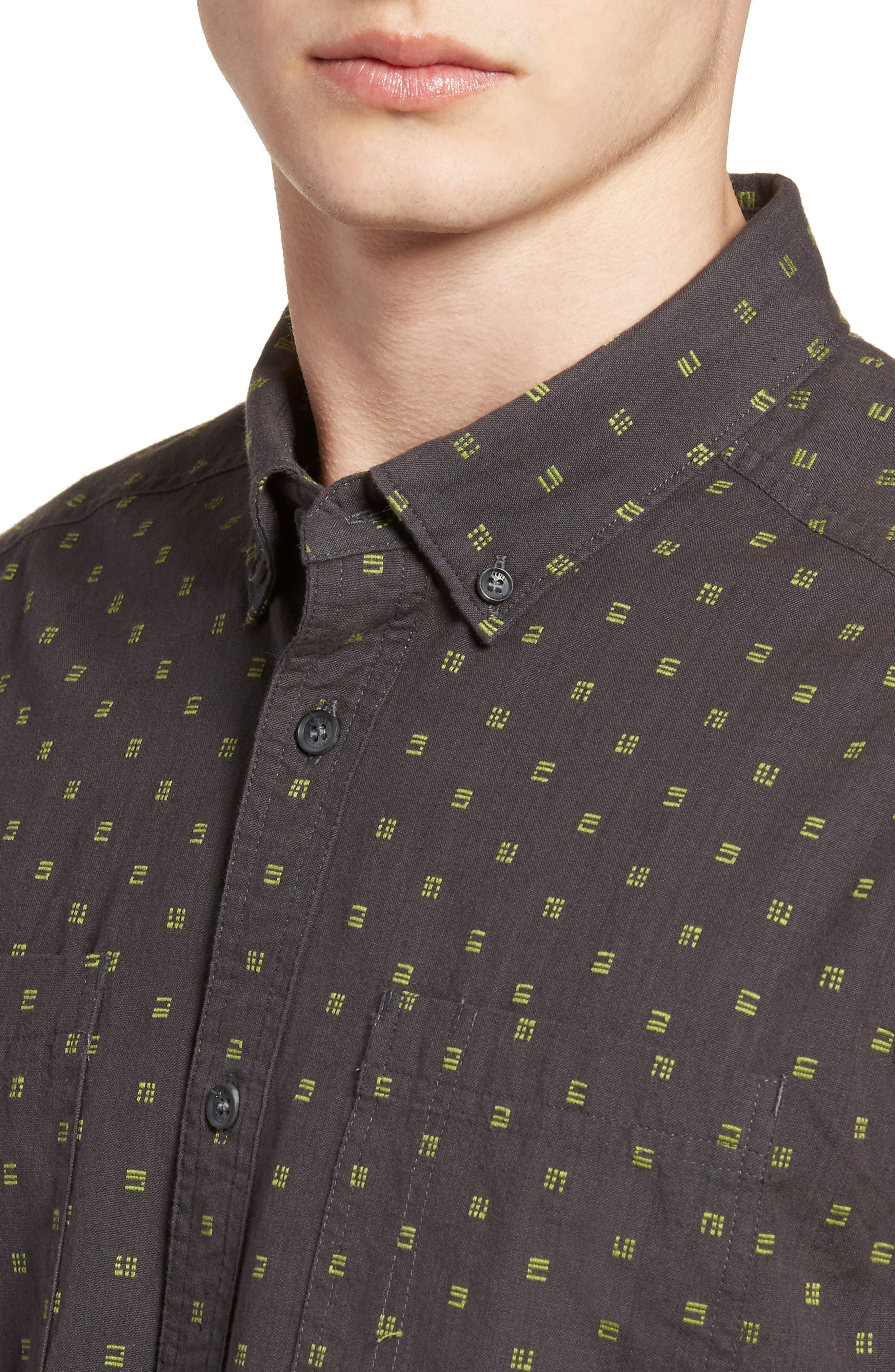 Alternate Image 4  - O'Neill Fifty Two Short Sleeve Shirt