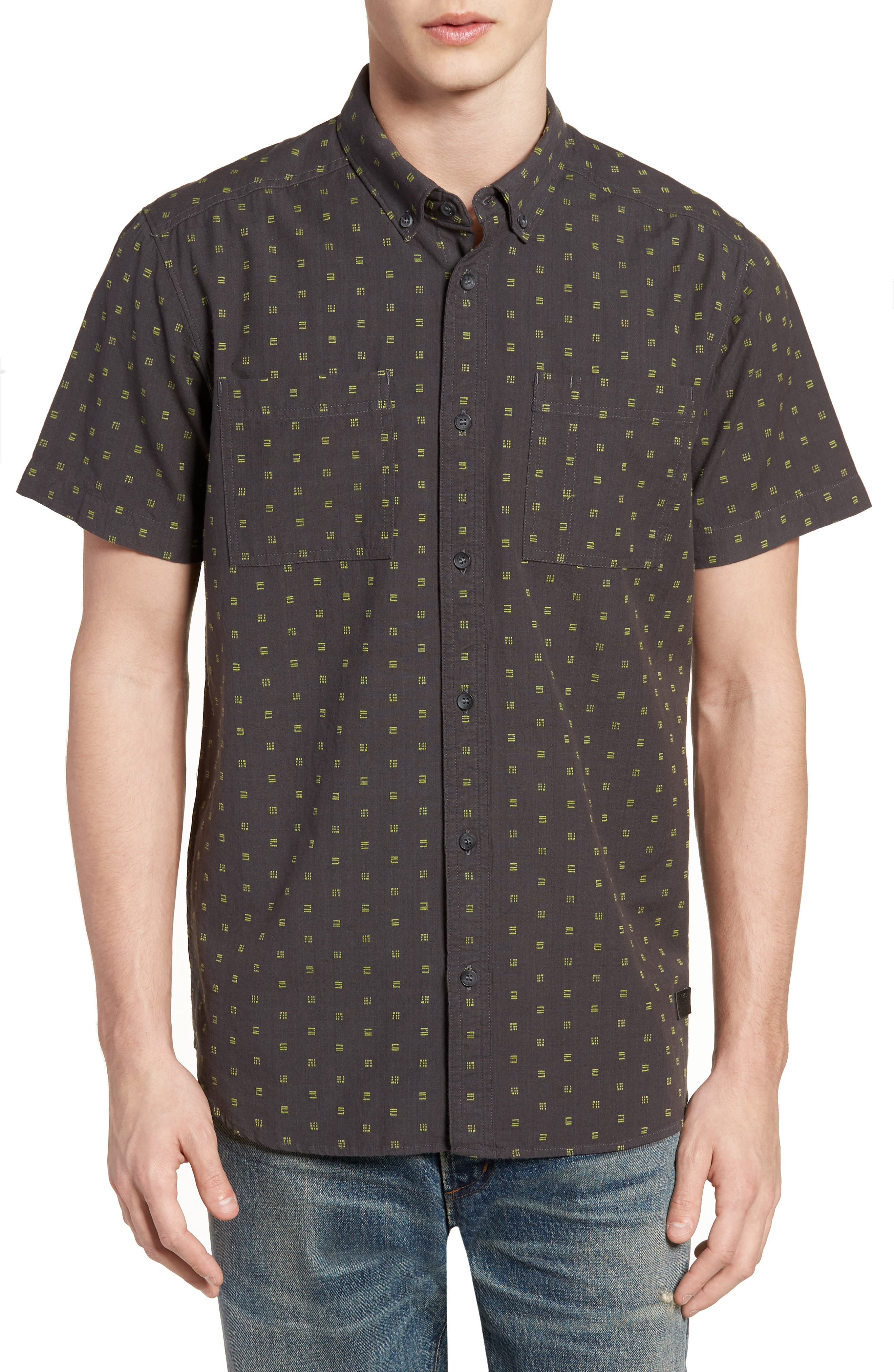 Alternate Image 1 Selected - O'Neill Fifty Two Short Sleeve Shirt