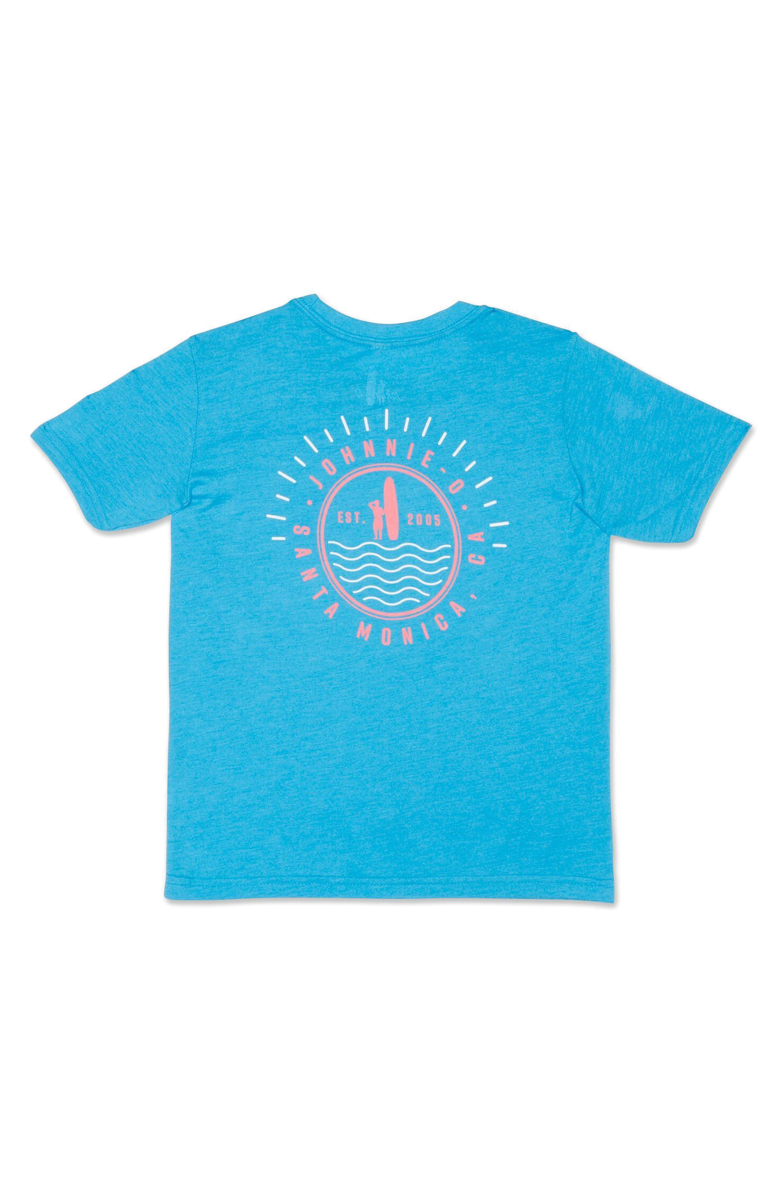 Vance T-Shirt,                             Alternate thumbnail 2, color,                             Cayman