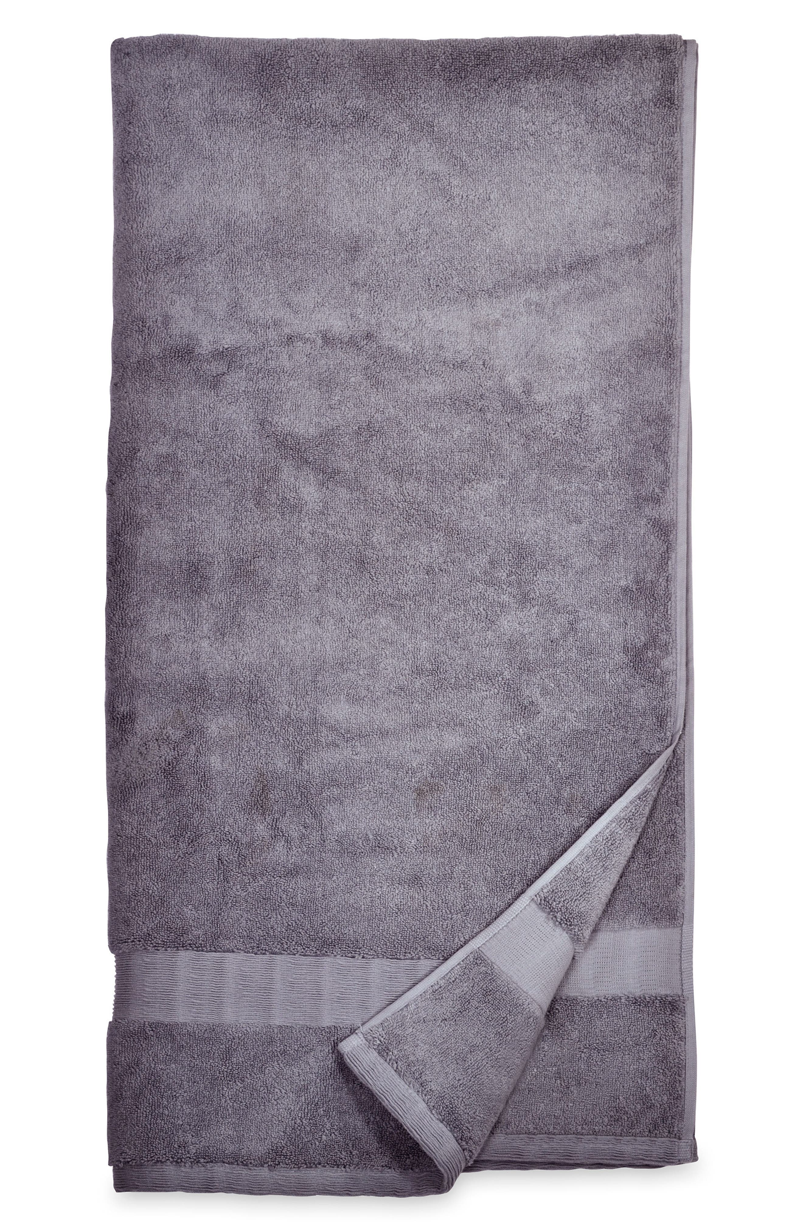 Mercer Bath Towel,                             Main thumbnail 1, color,                             Dusty Lavender