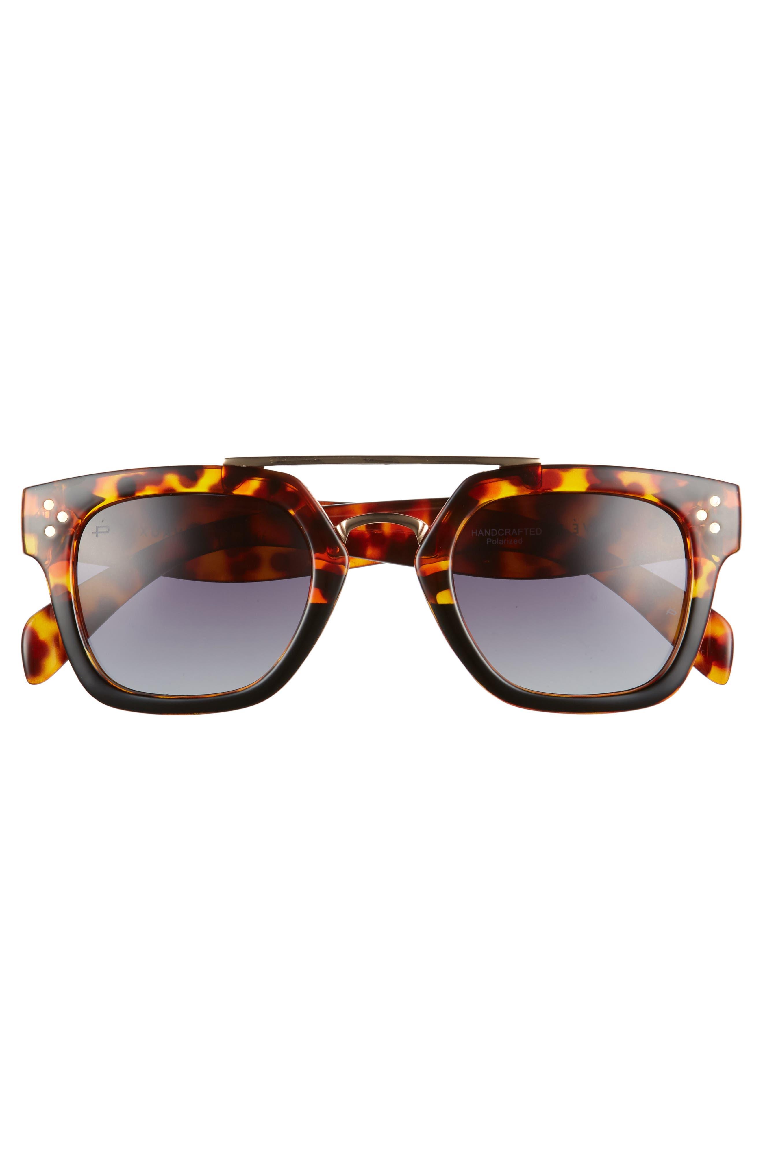 Alternate Image 4  - Privé Revaux The Foxx 49mm Aviator Sunglasses