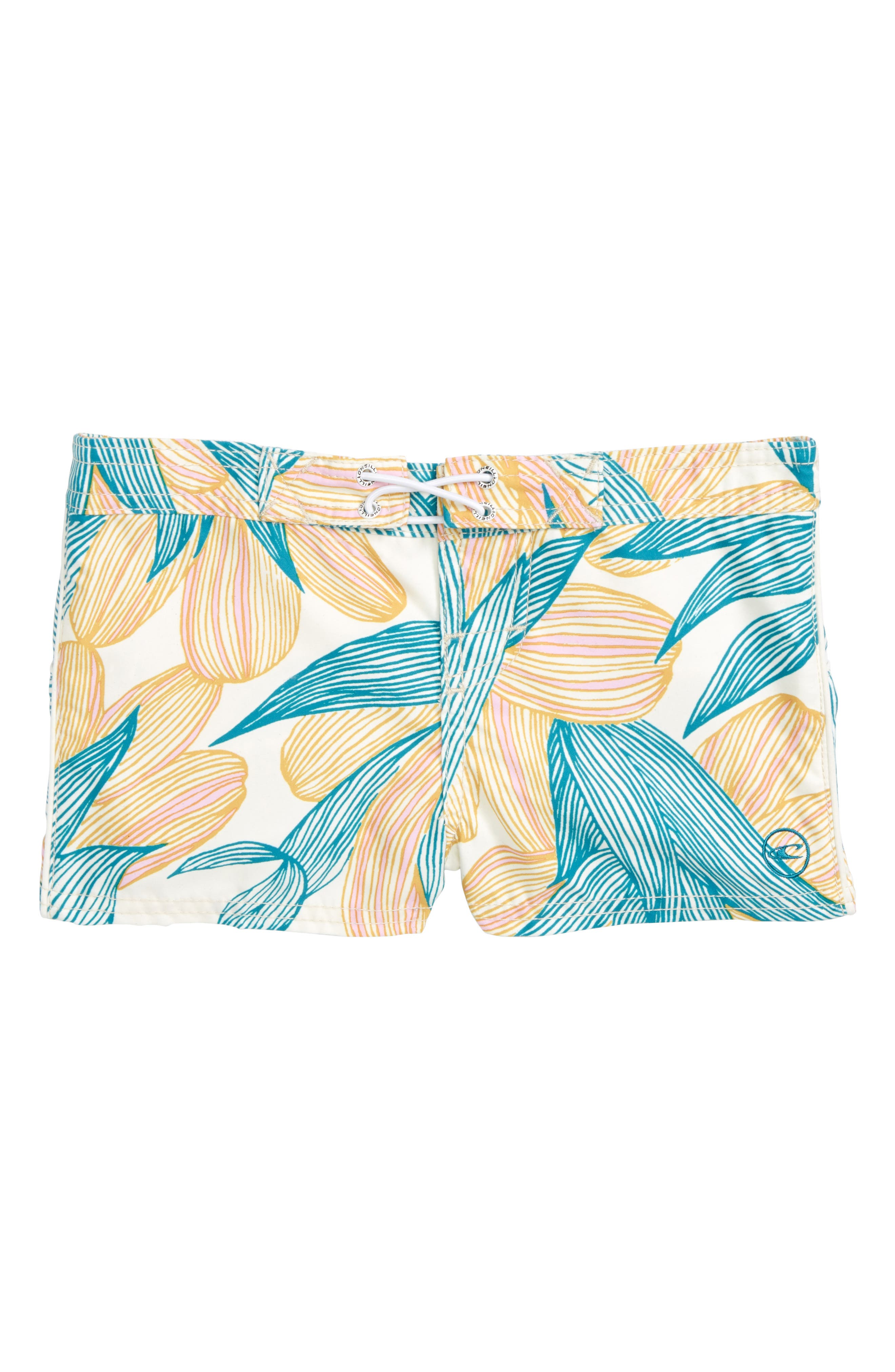 Breeze Board Shorts,                         Main,                         color, Island Turquoise